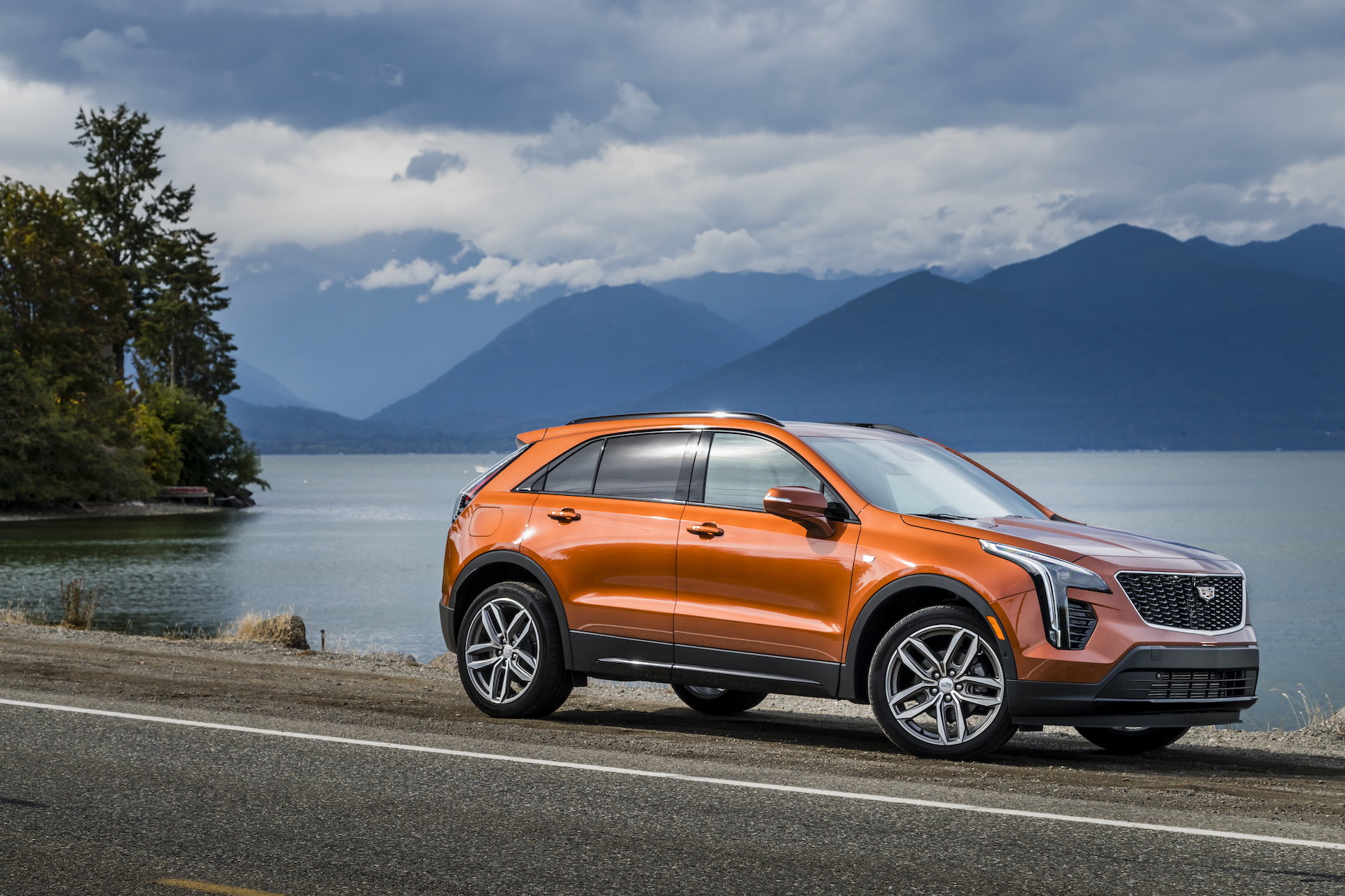 2020 Cadillac XT4 Review, Ratings, Specs, Prices, and ...