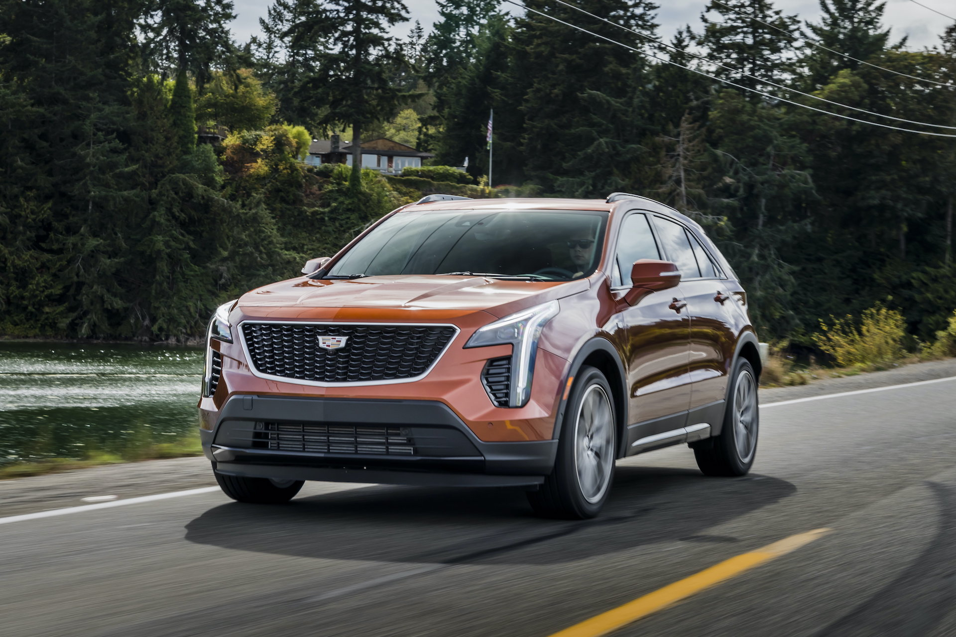 2020 Cadillac Xt4 Review Ratings Specs Prices And Photos