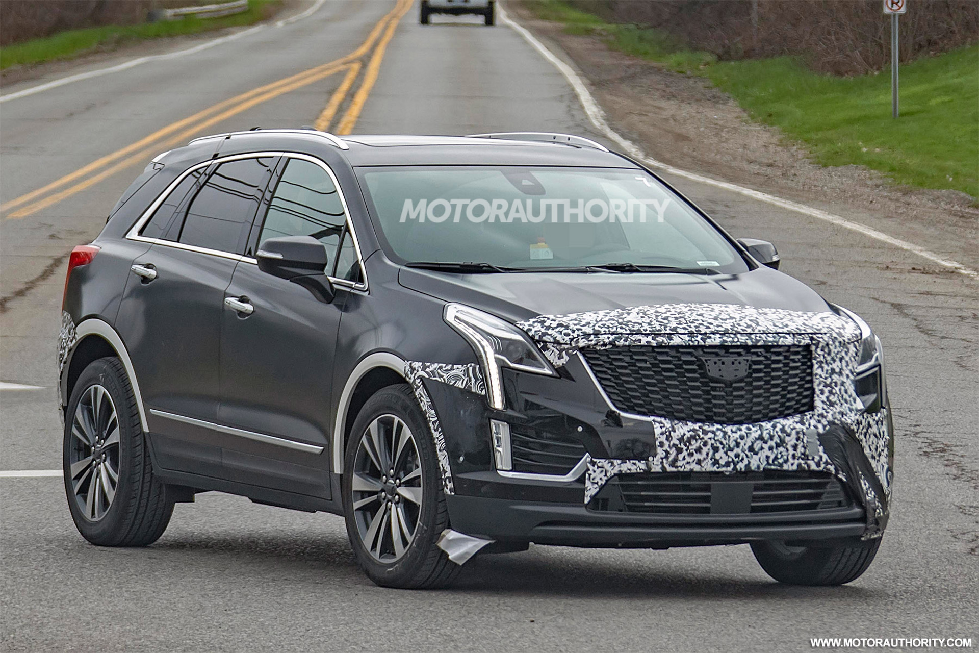 2020 Spy Shots Cadillac Xt5 New Model and Performance