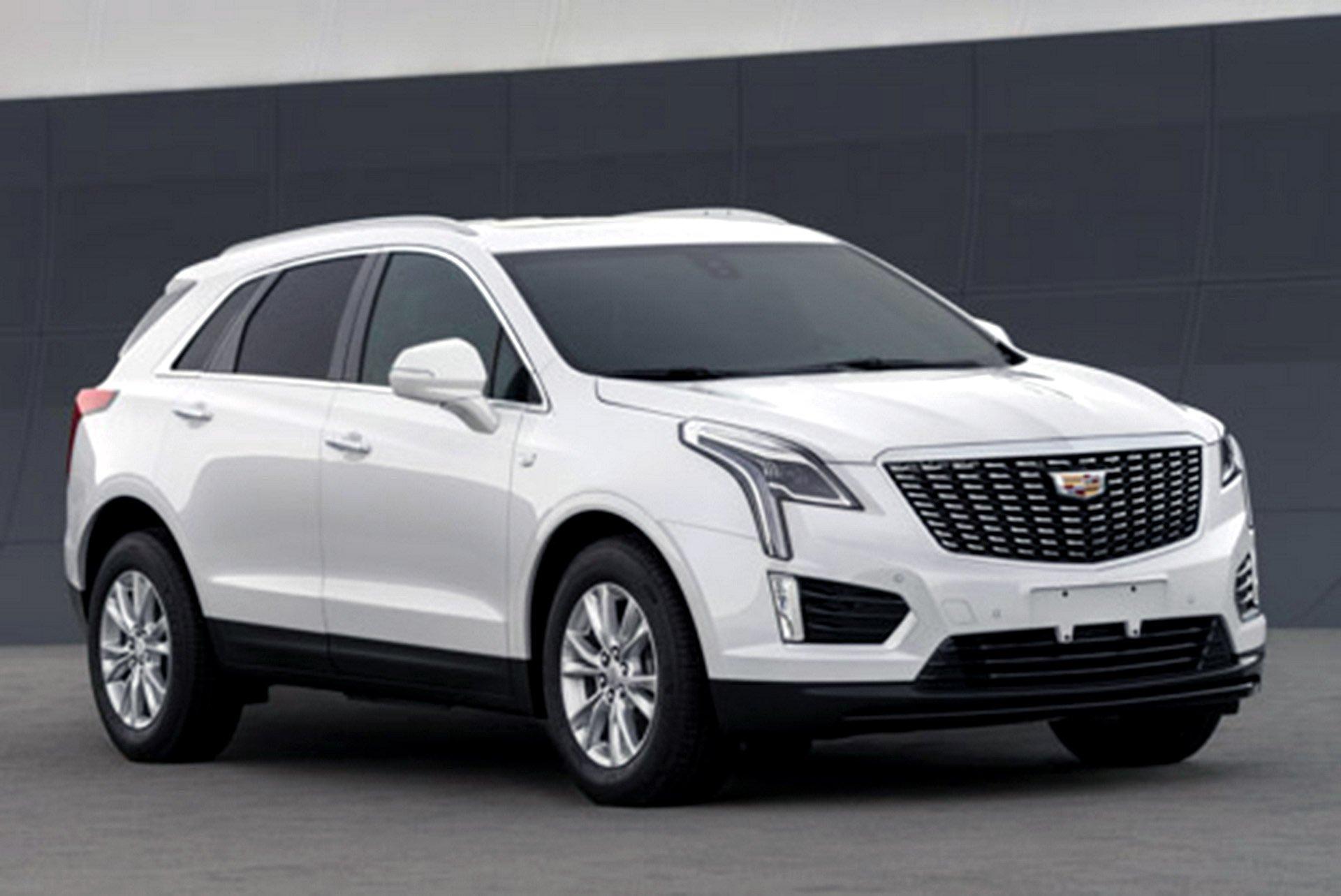 2020 Cadillac Xt5 Leak Minor Refresh For Popular Crossover
