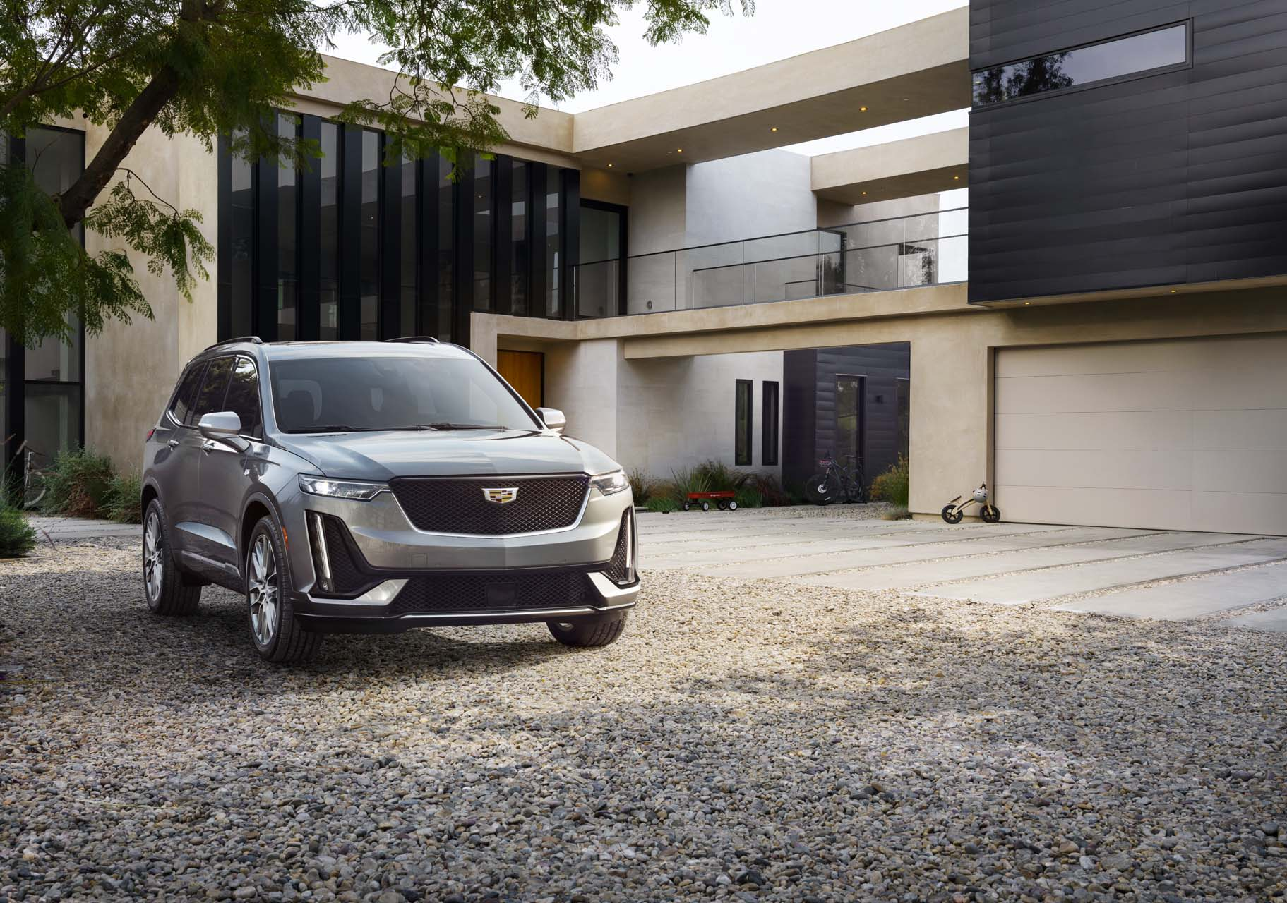2020 Cadillac Xt6 Review Ratings Specs Prices And Photos The