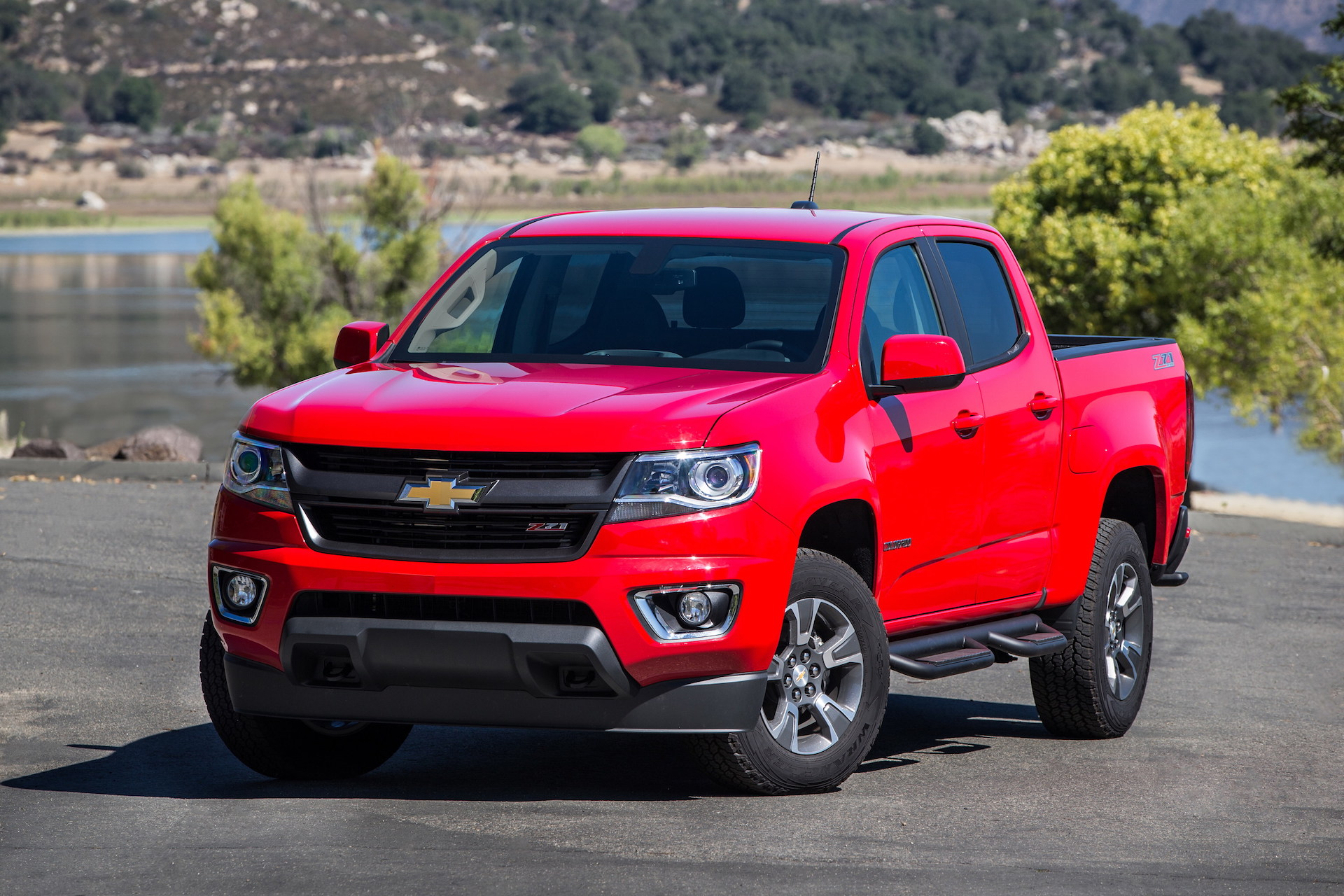 Chevy Build And Price >> 2020 Chevrolet Colorado Chevy Review Ratings Specs