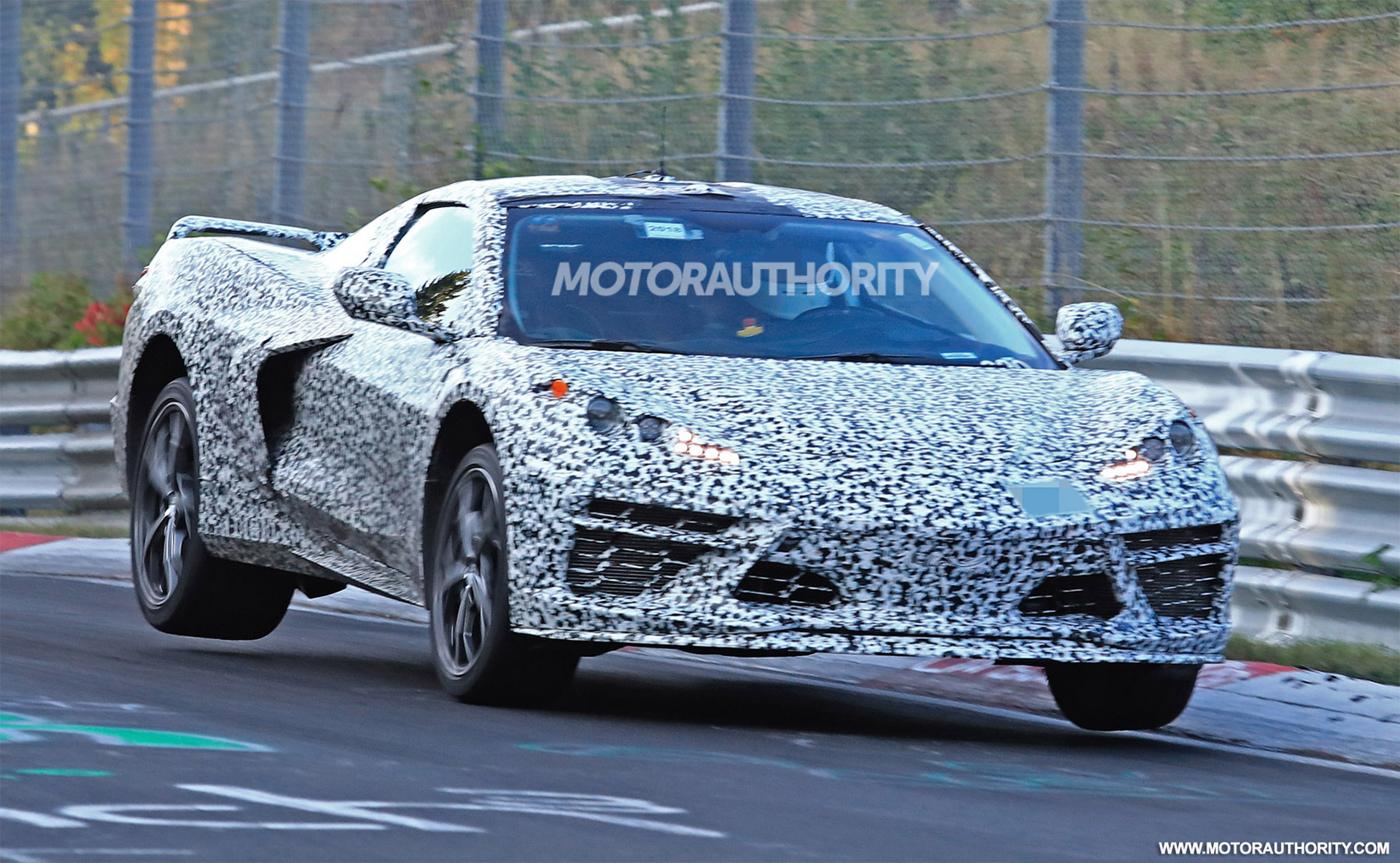 2020 Chevrolet Corvette C8 Spy Shots And Video