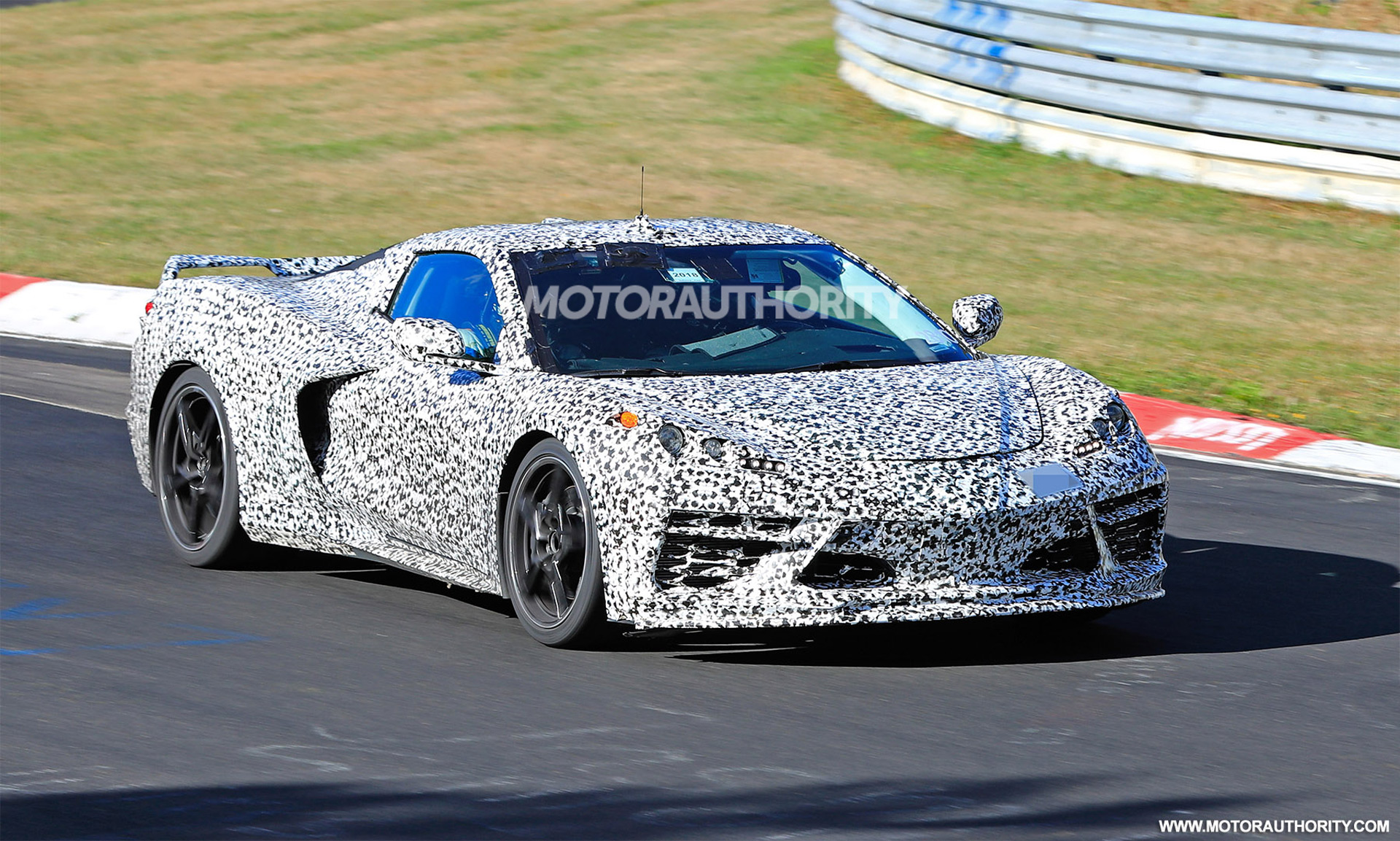 Why The Mid Engine 2020 Chevrolet C8 Corvette Is Reportedly Delayed