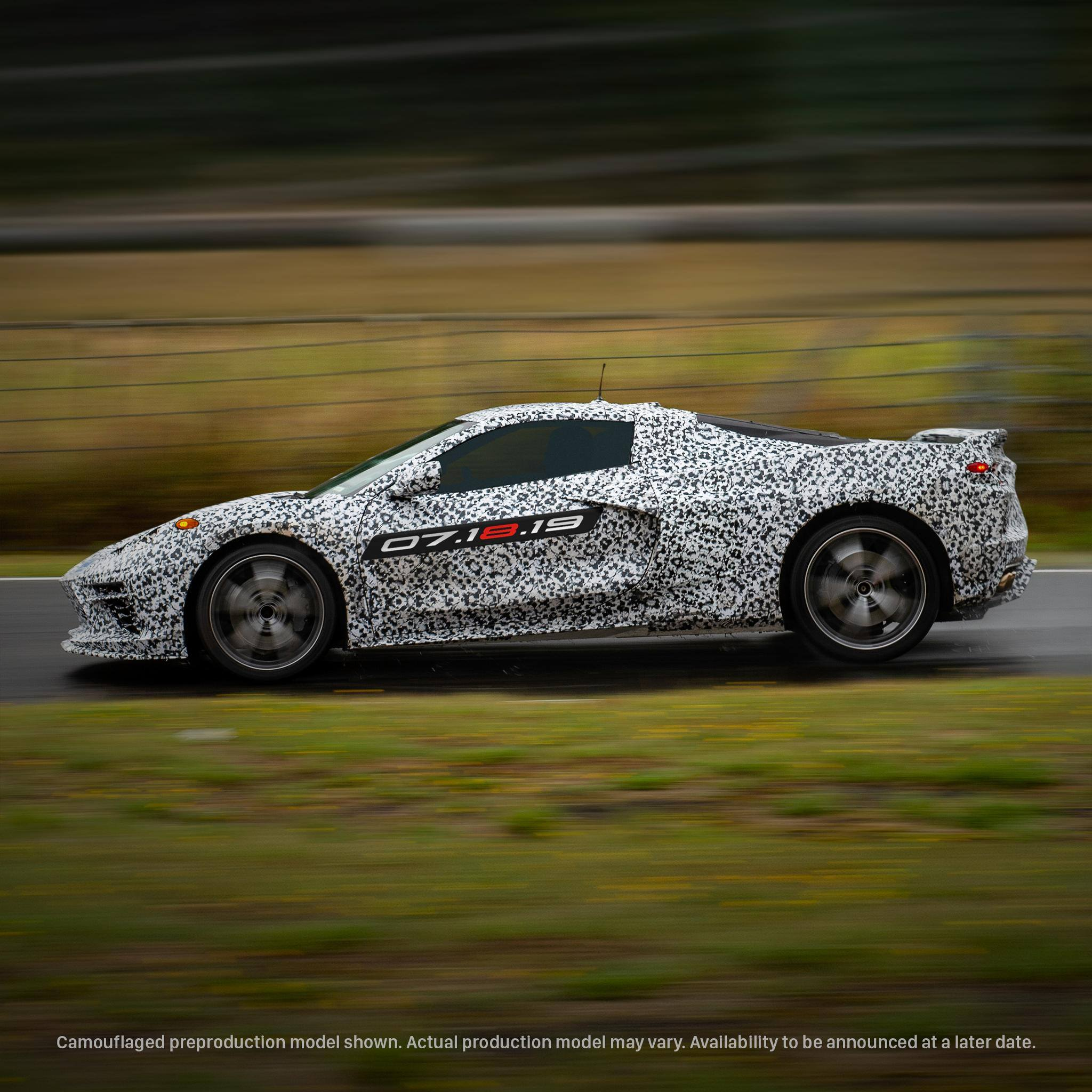 New mid-engine 2020 Chevrolet Corvette C8 coming July 18