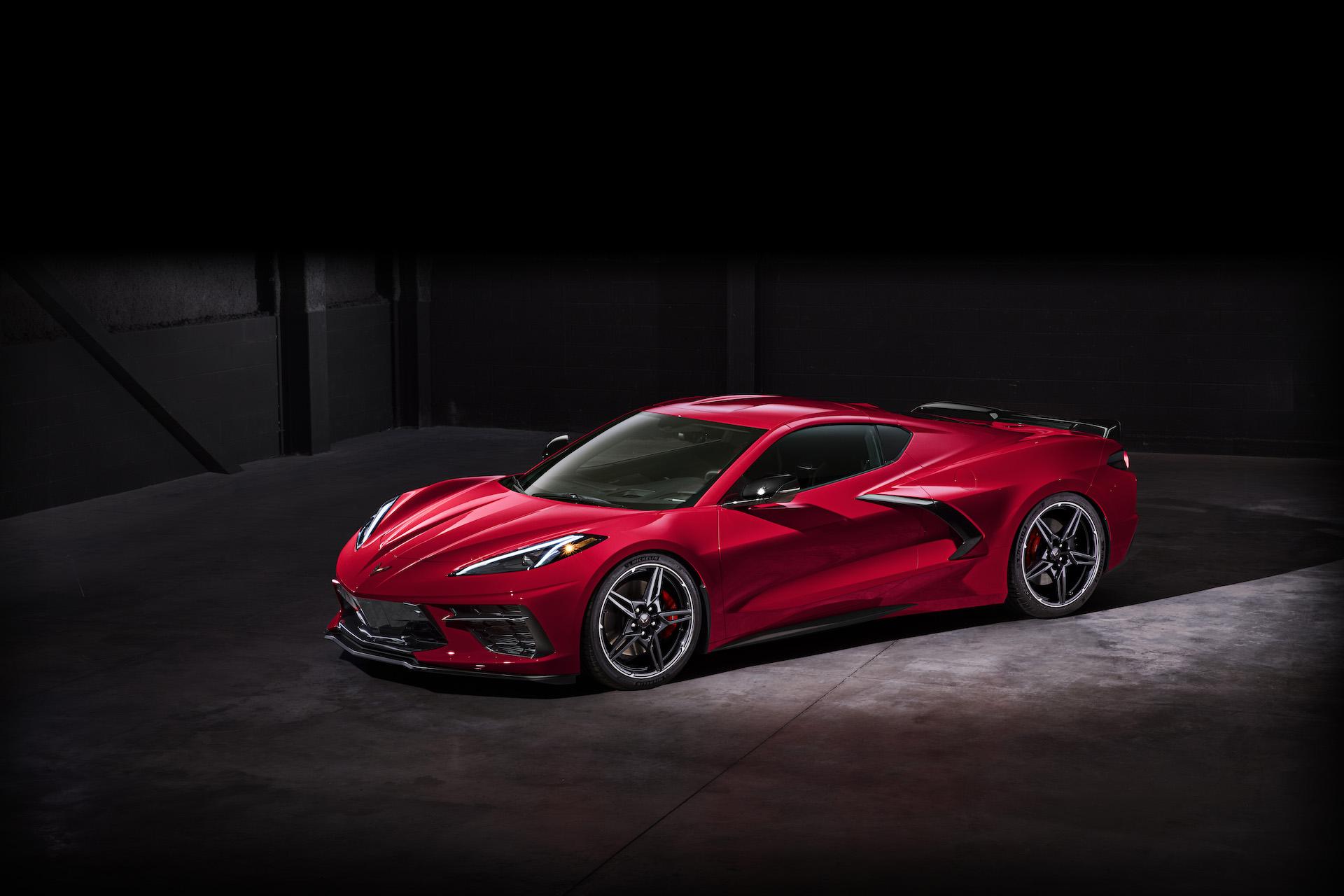 2020 Chevrolet Corvette preview