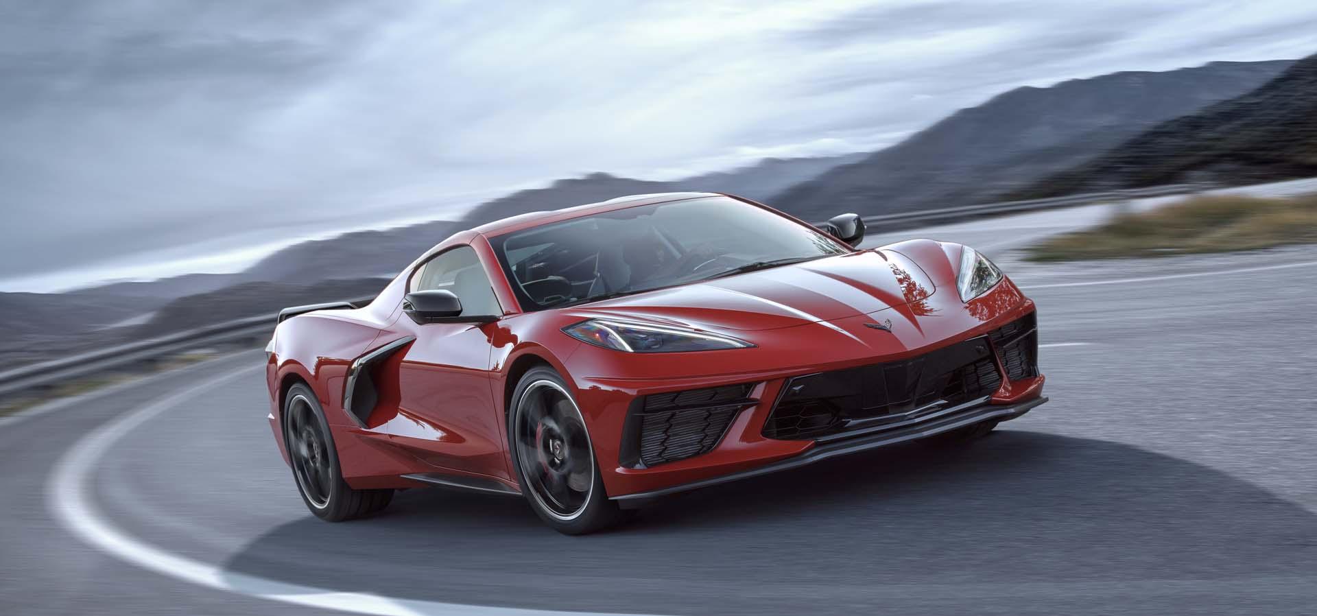 Base 2020 Chevrolet Corvette Stingray to boast 490 hp