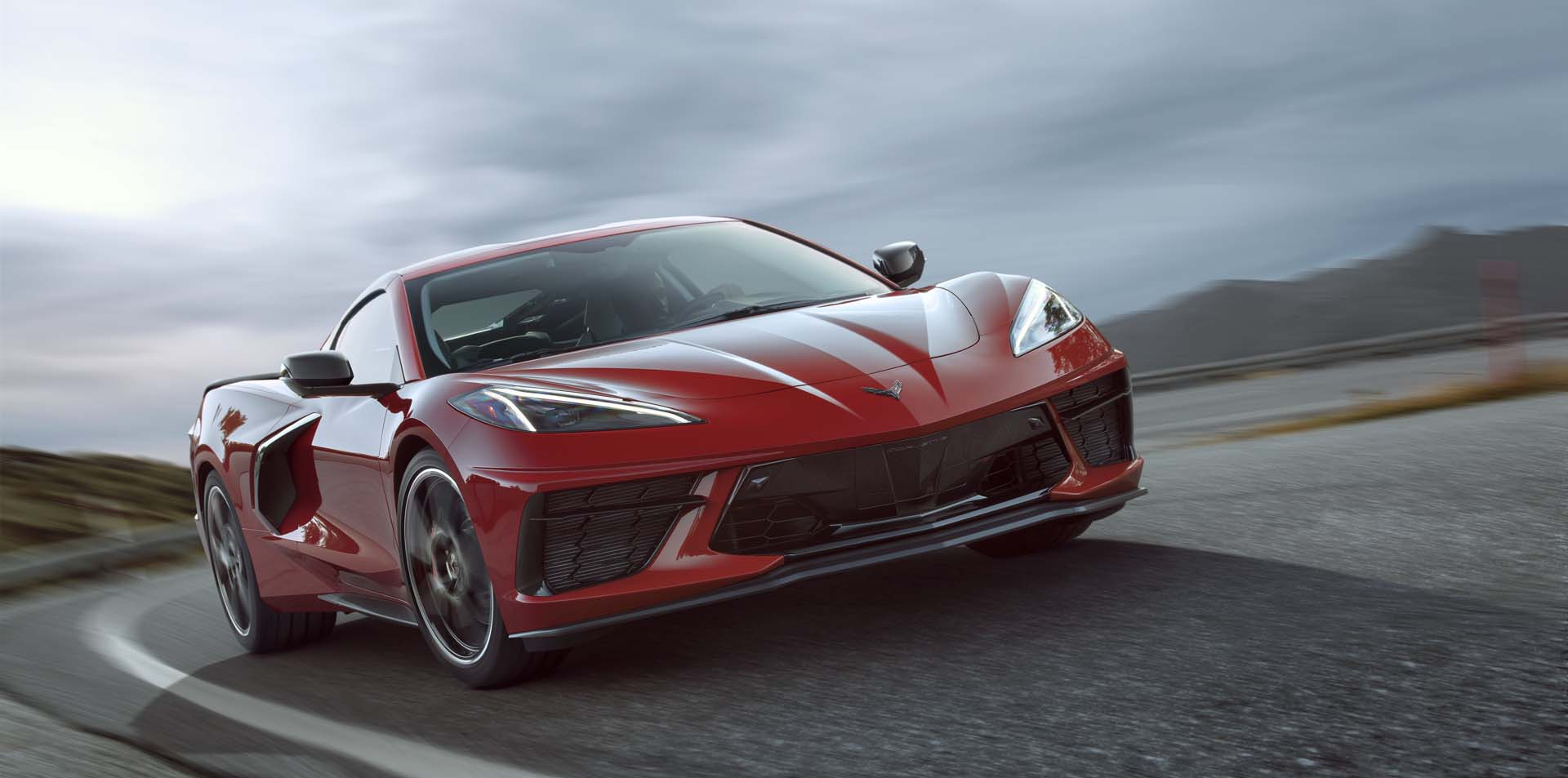 How the 2020 Chevrolet Corvette Stingray achieves its ...