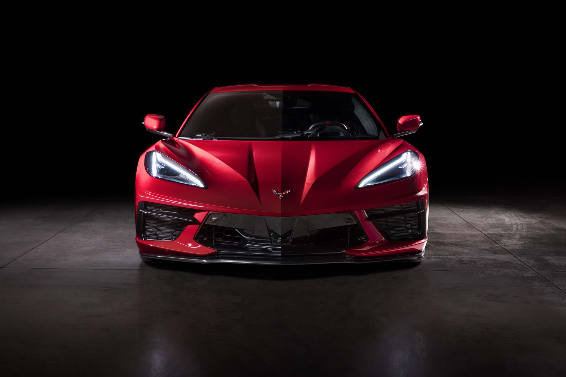 C8 mid-engine 2020 Chevrolet Corvette convertible to debut ...