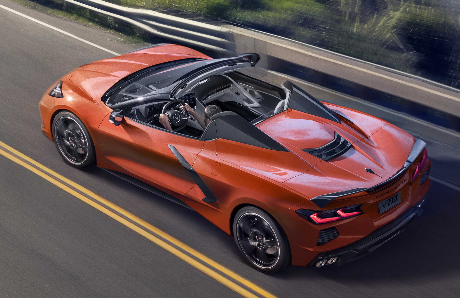 2020 Corvette Convertible Drops Top Crossovers Roll Into 2020