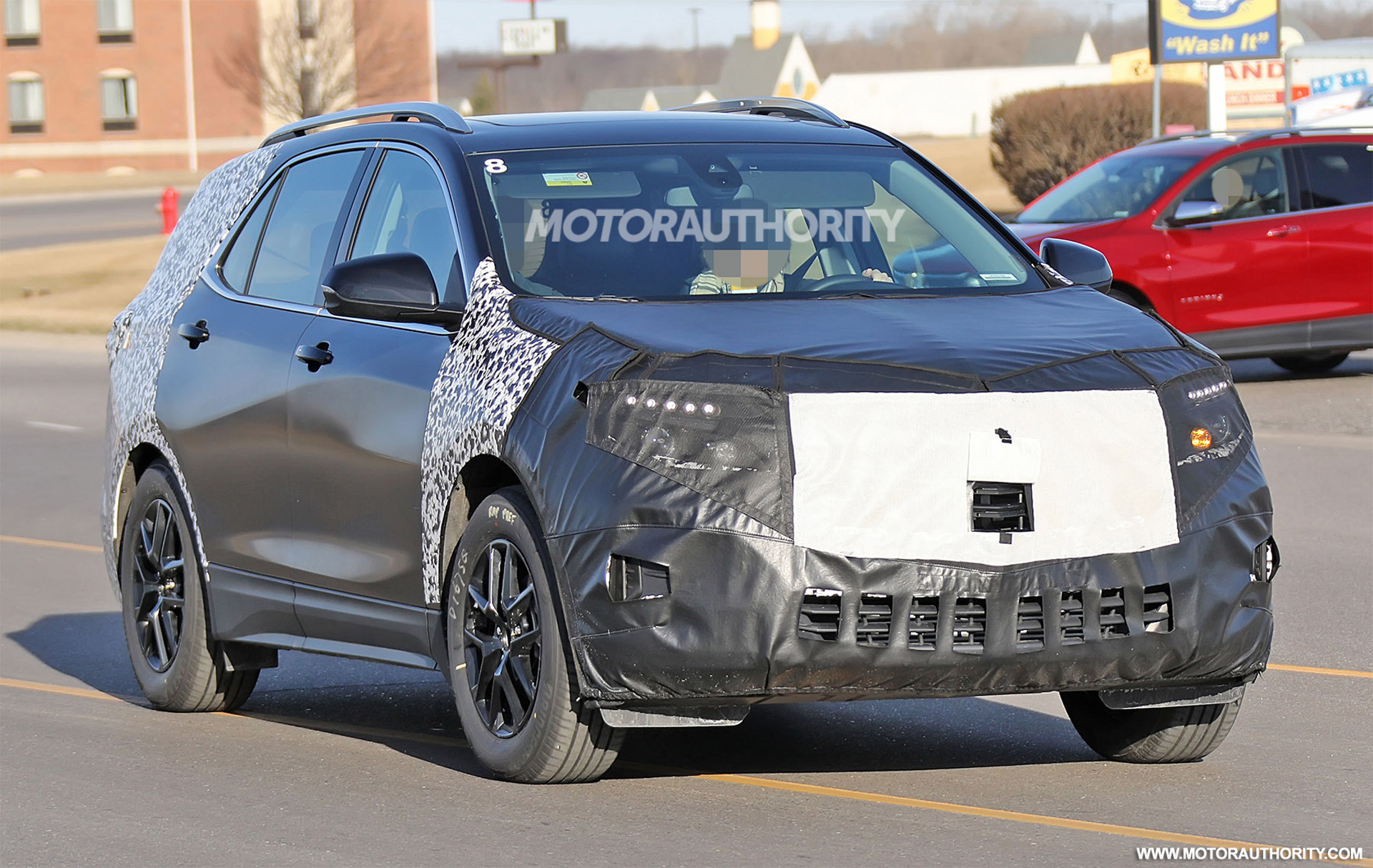 2020 Chevrolet Equinox Spy Shots