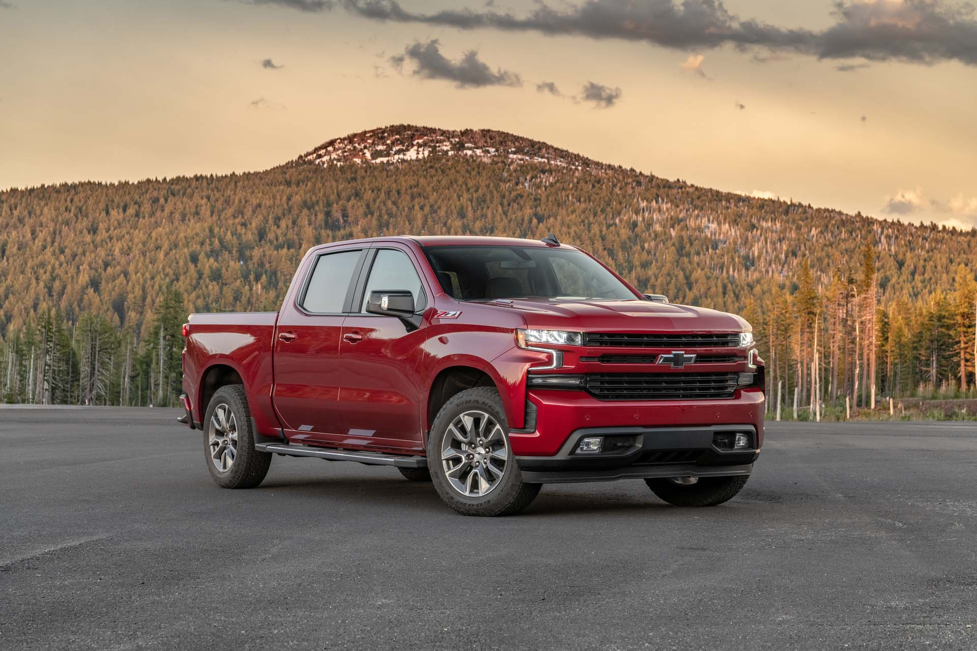The 2020 Chevrolet Silverado 1500 Duramax diesel is the ...