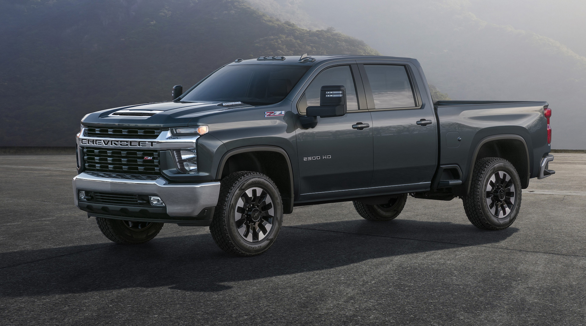 2020 Chevrolet Silverado Hd Revealed Big Face For Chevy S