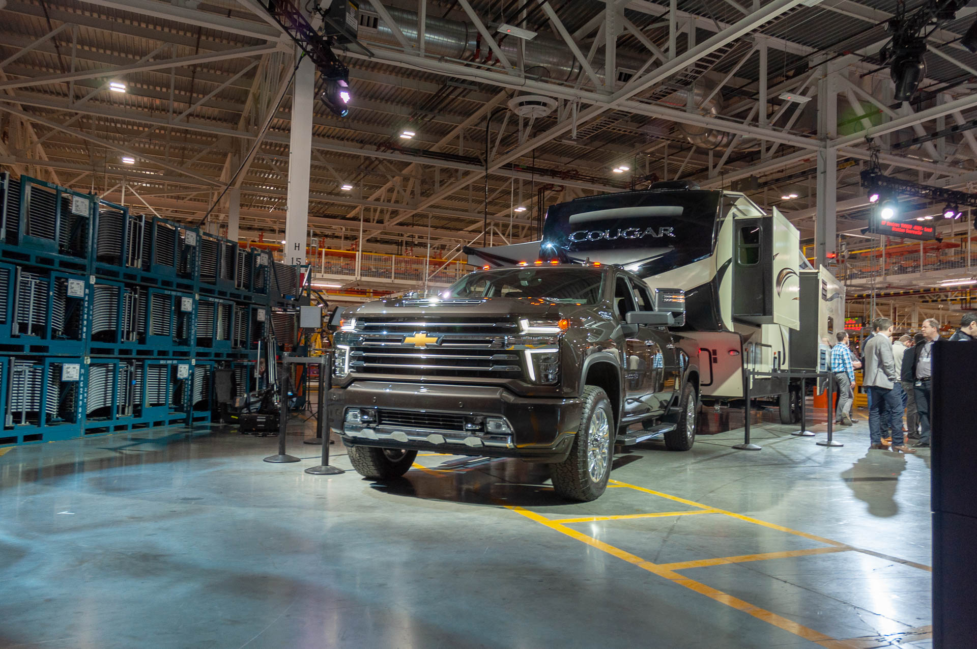 2020 Chevrolet Silverado 2500HD is ready to work: Heavy-duty king tows up to 35,500 pounds