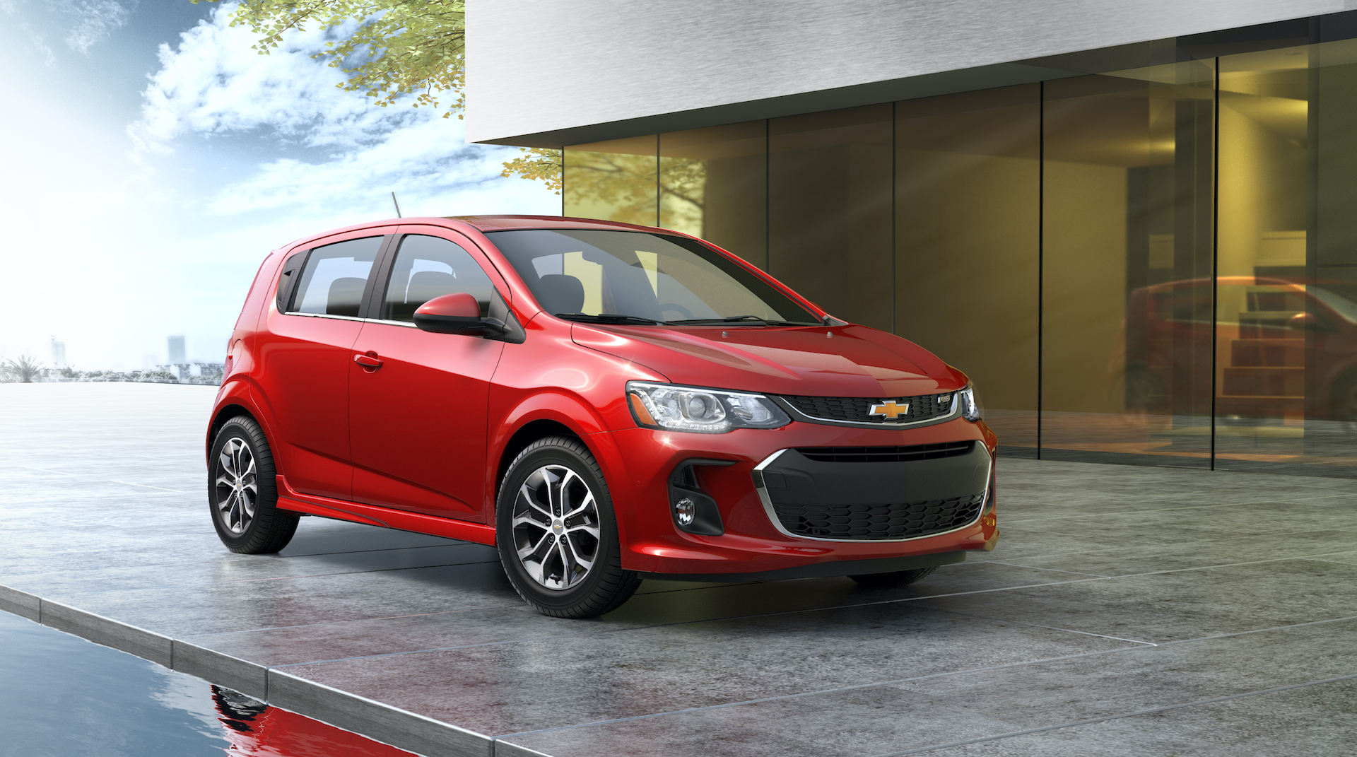 New And Used Chevrolet Sonic Chevy Prices Photos Reviews