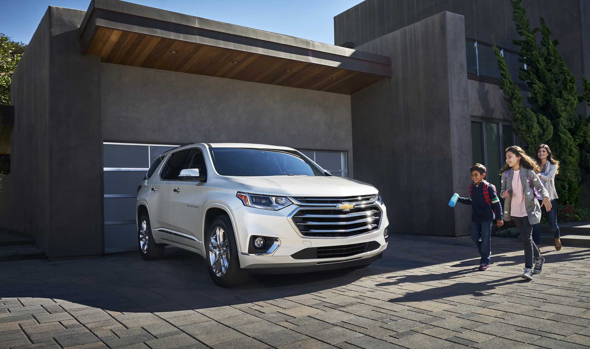 2020 Chevrolet Traverse Chevy Review Ratings Specs Prices