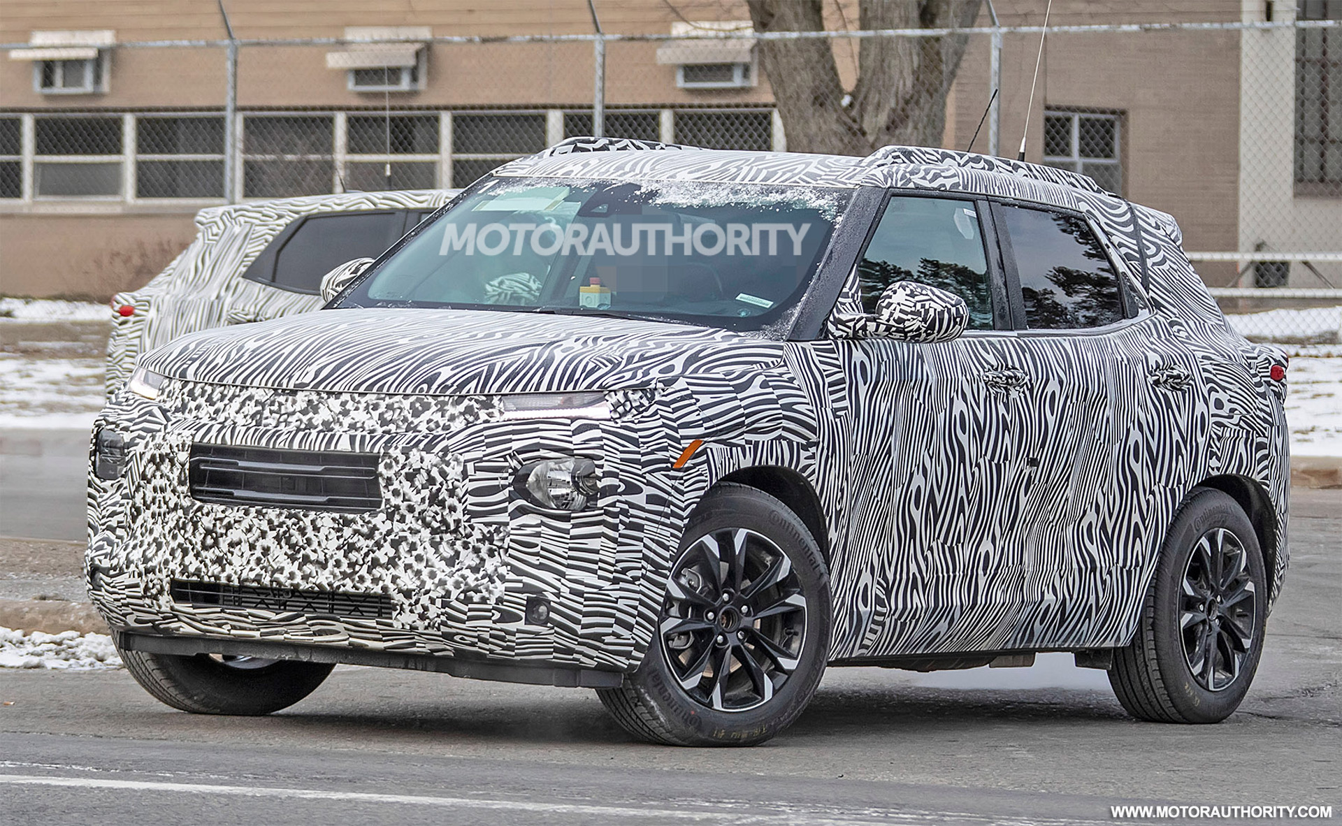 2020 Chevrolet Trailblazer Return And Release Date >> 2020 Chevrolet Trailblazer Spy Shots