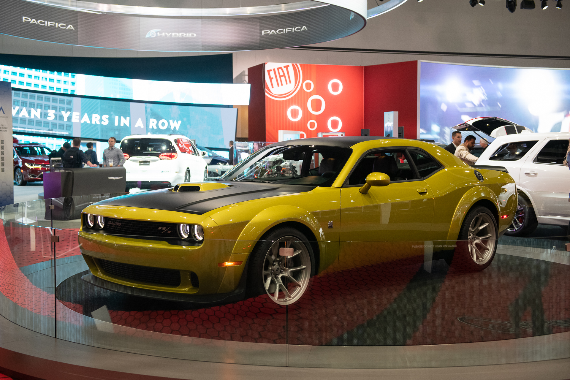 Dodge Marks 50 Years Of The Challenger With Special Edition