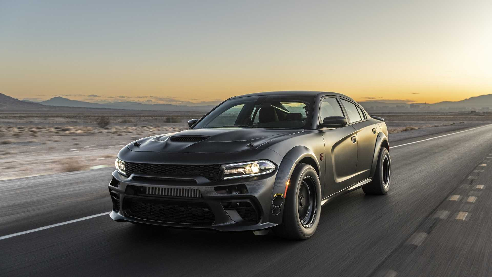 Speedkore Reveals A 1 525 Hp Twin Turbo Awd Dodge Charger