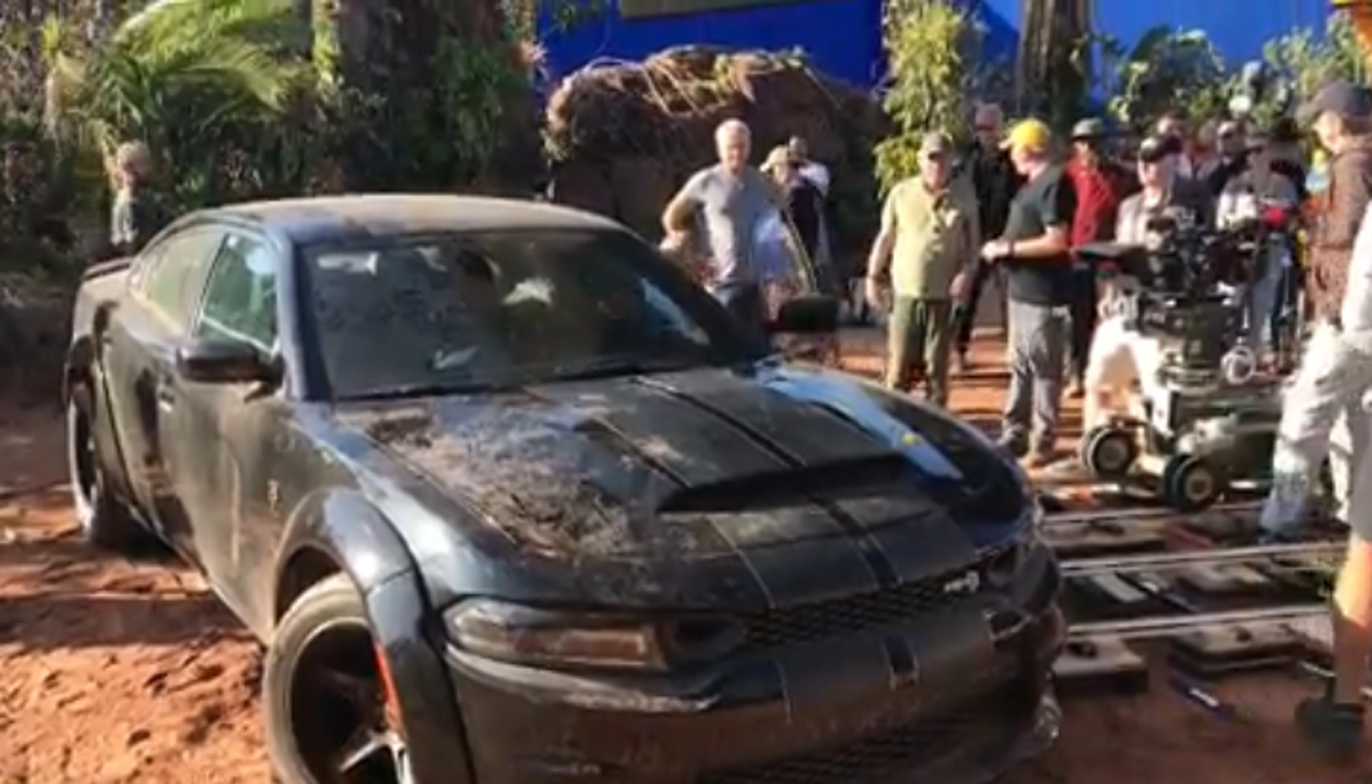 "2020 Dodge Charger Widebody to feature in ""Fast & Furious 9"""