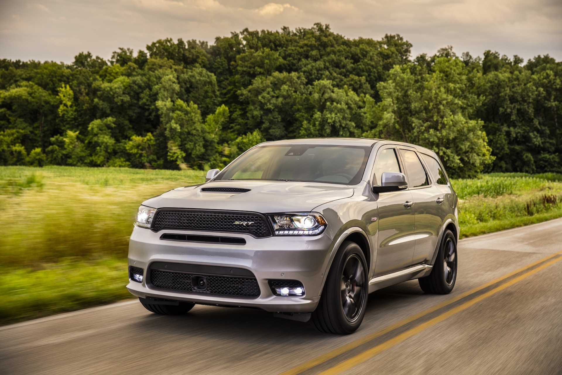 2020 Dodge Durango Review Ratings Specs Prices And Photos The Car Connection