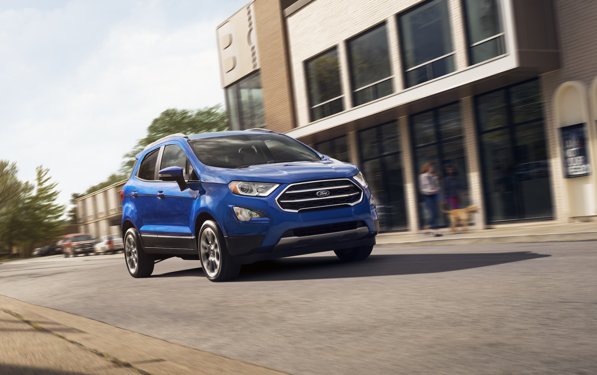 2020 Ford Ecosport Review.2020 Ford Ecosport Review Ratings Specs Prices And