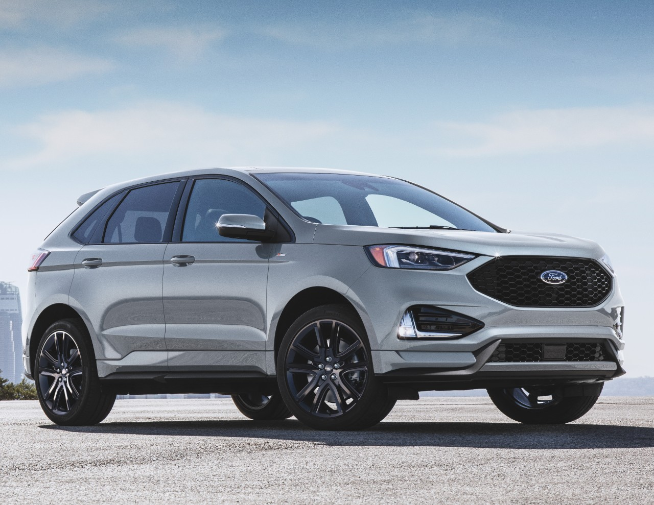 2020 Ford Edge Sport Concept and Review