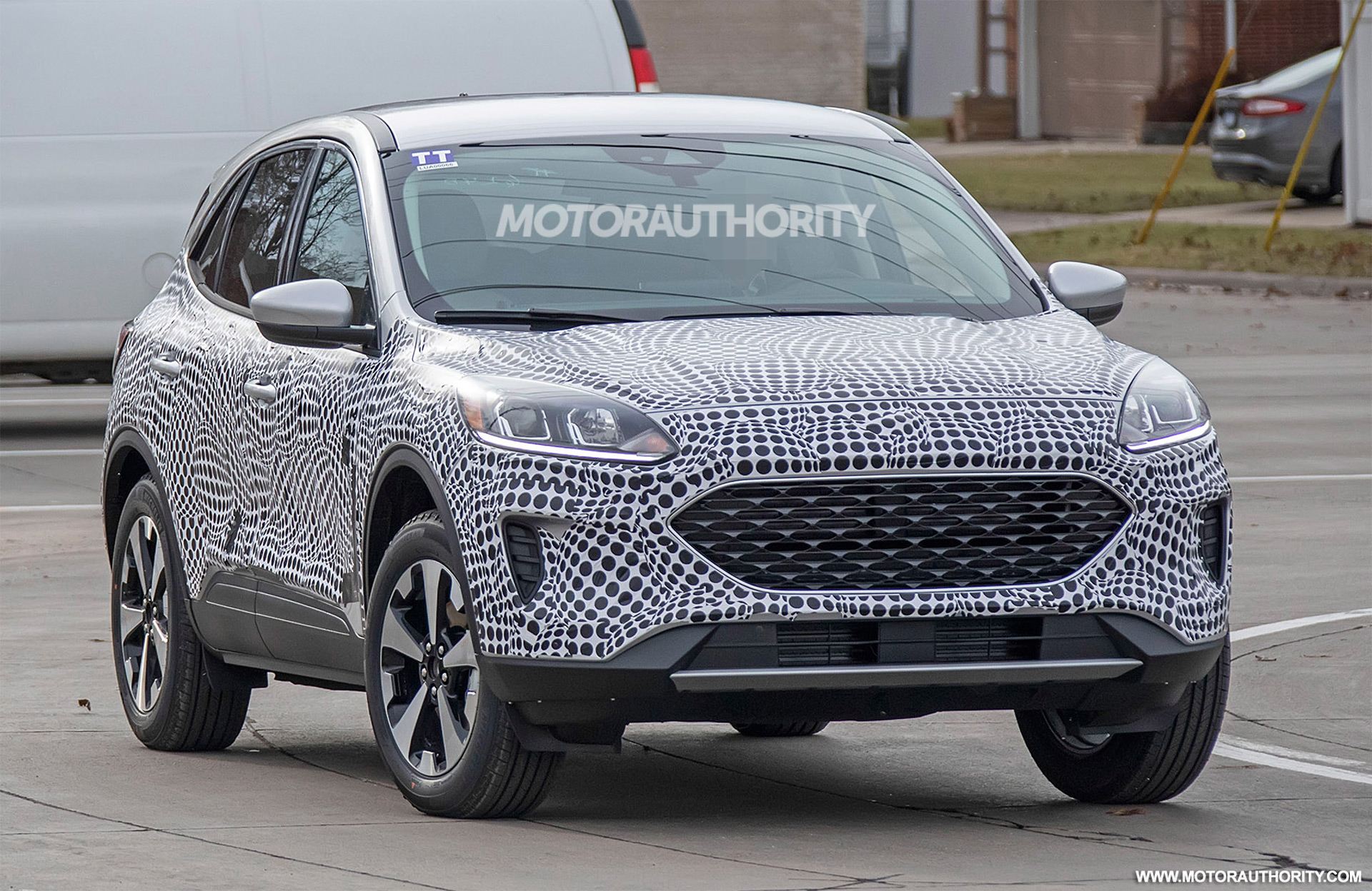 2020 Ford Escape To Be Revealed April 2