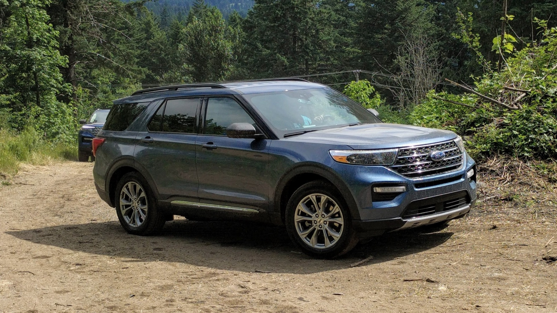 2020 Ford Explorer Review Ratings Specs Prices And