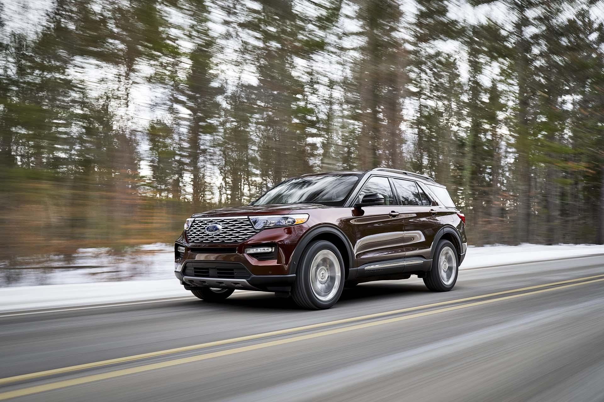 2020 Ford Explorer revealed: Sleeker, stronger, loaded ...