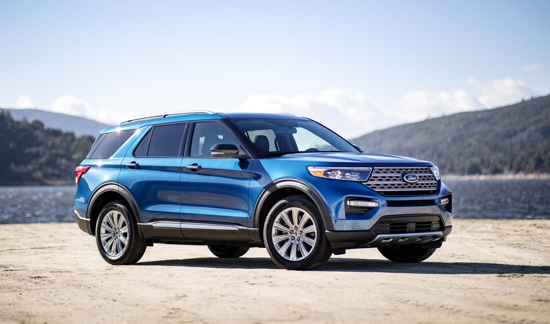 Ford Hybrid Suv >> 2020 Ford Explorer Hybrid Will Carry A Price Tag Over 50k
