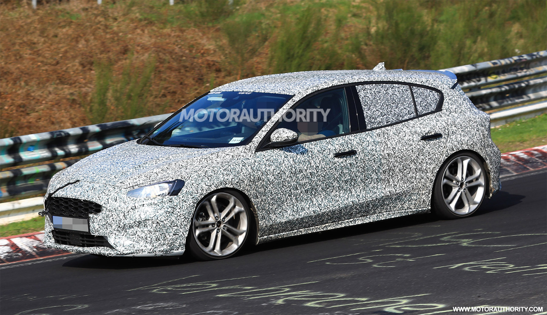 Ford's new Focus ST tipped to receive RS's 2.3-liter engine