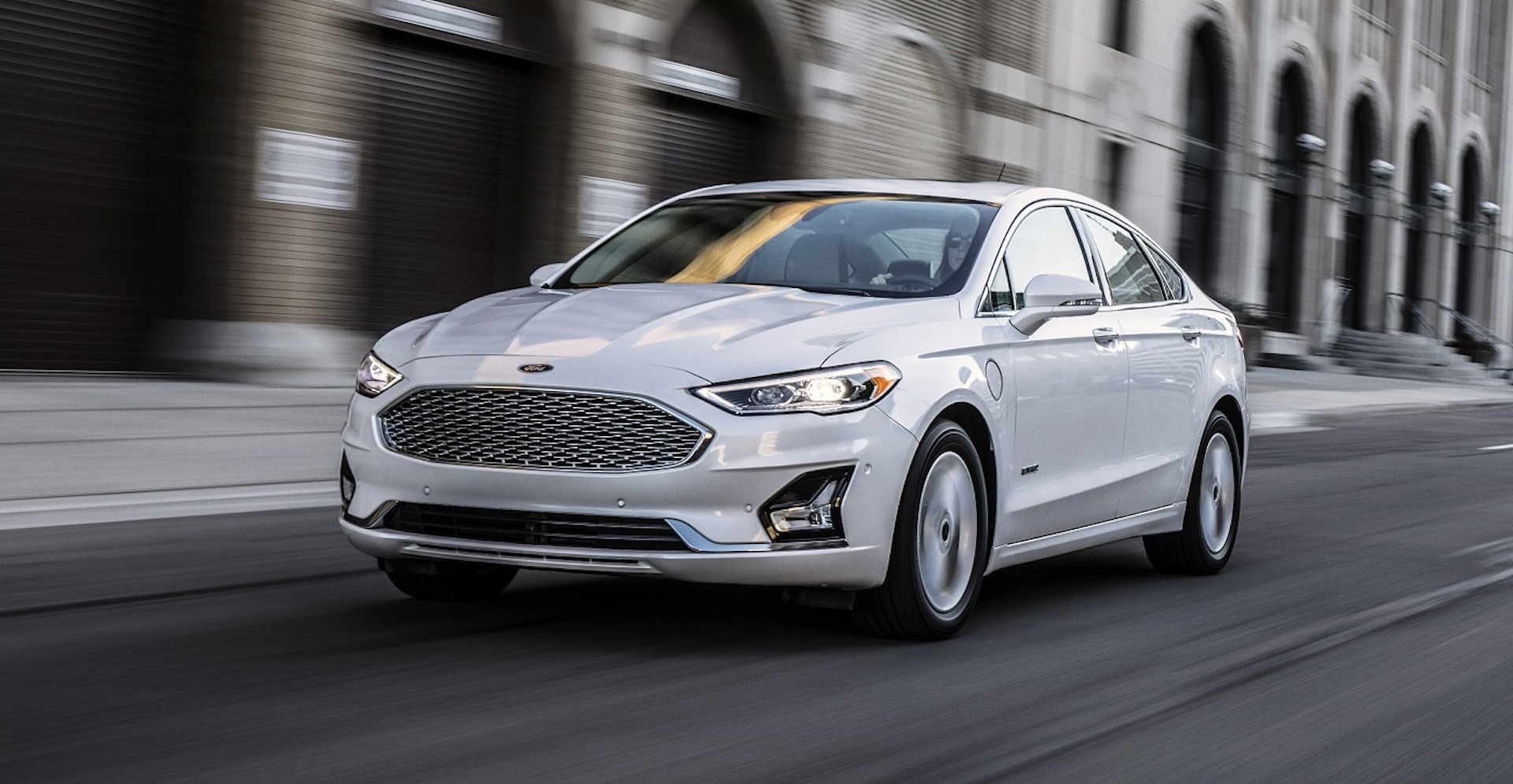 2020 Ford Fusion Se Awd Review