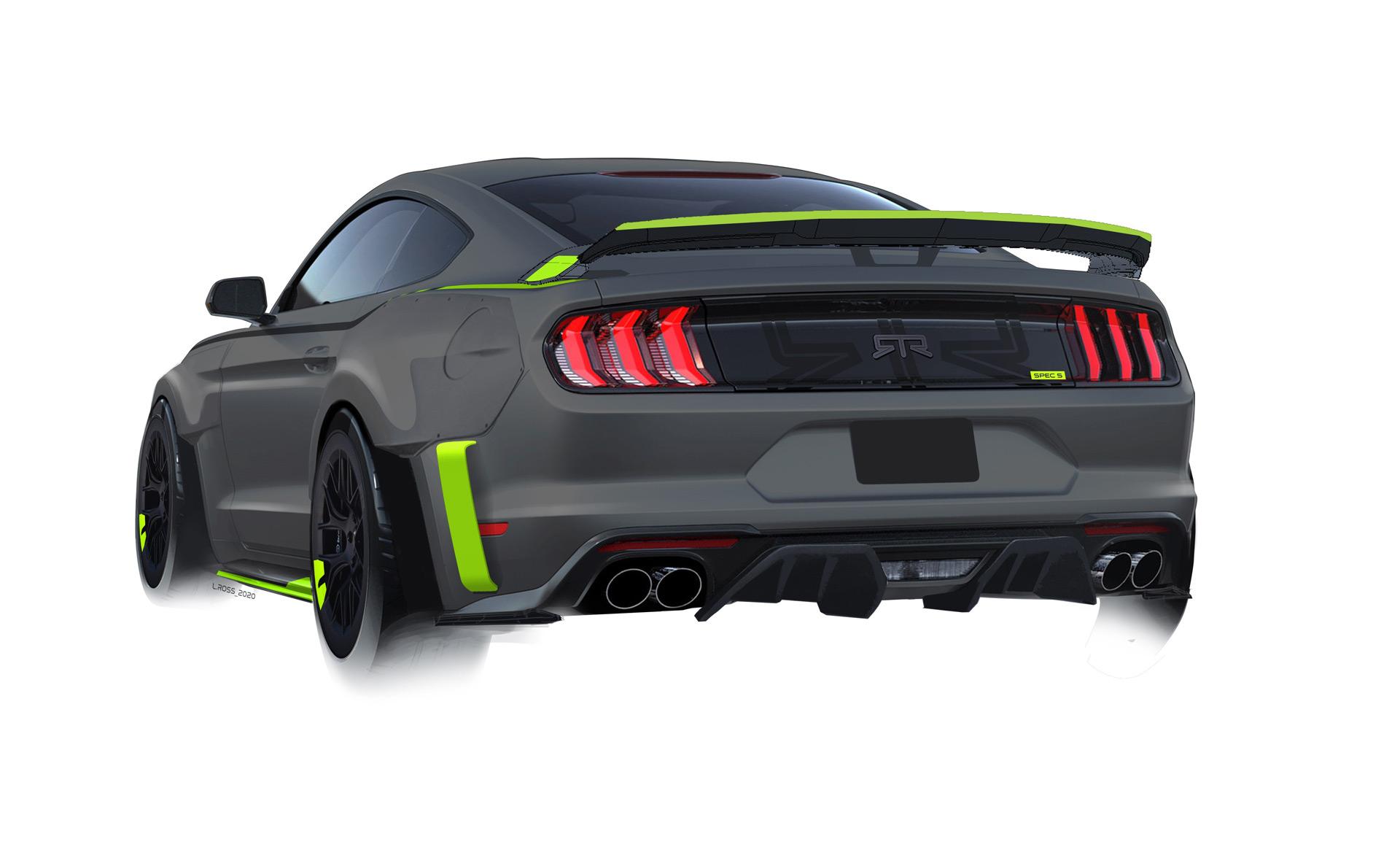RTR 10th anniversary Mustang, Aston Martin's new investor, Porsche mulls LMDh: Car News Headlines