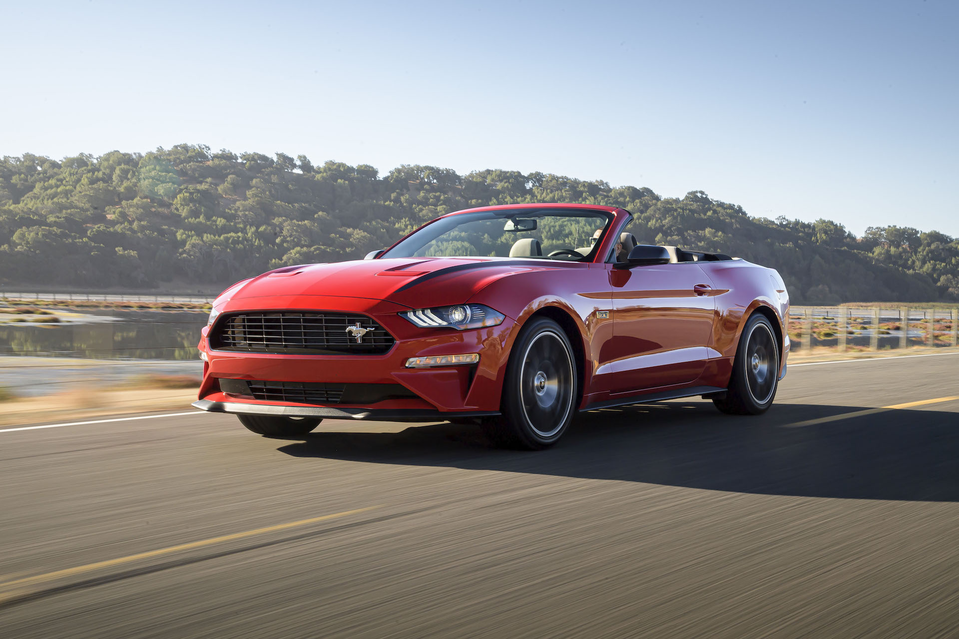 2020 Ford Mustang Review Ratings Specs Prices And Photos The Car Connection