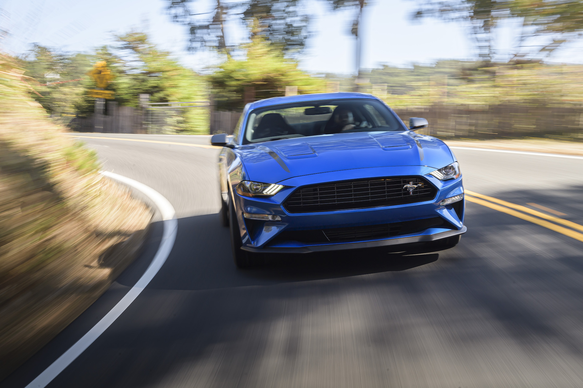 Mustang is best-selling sports car in 2020, outsells Camaro two to one