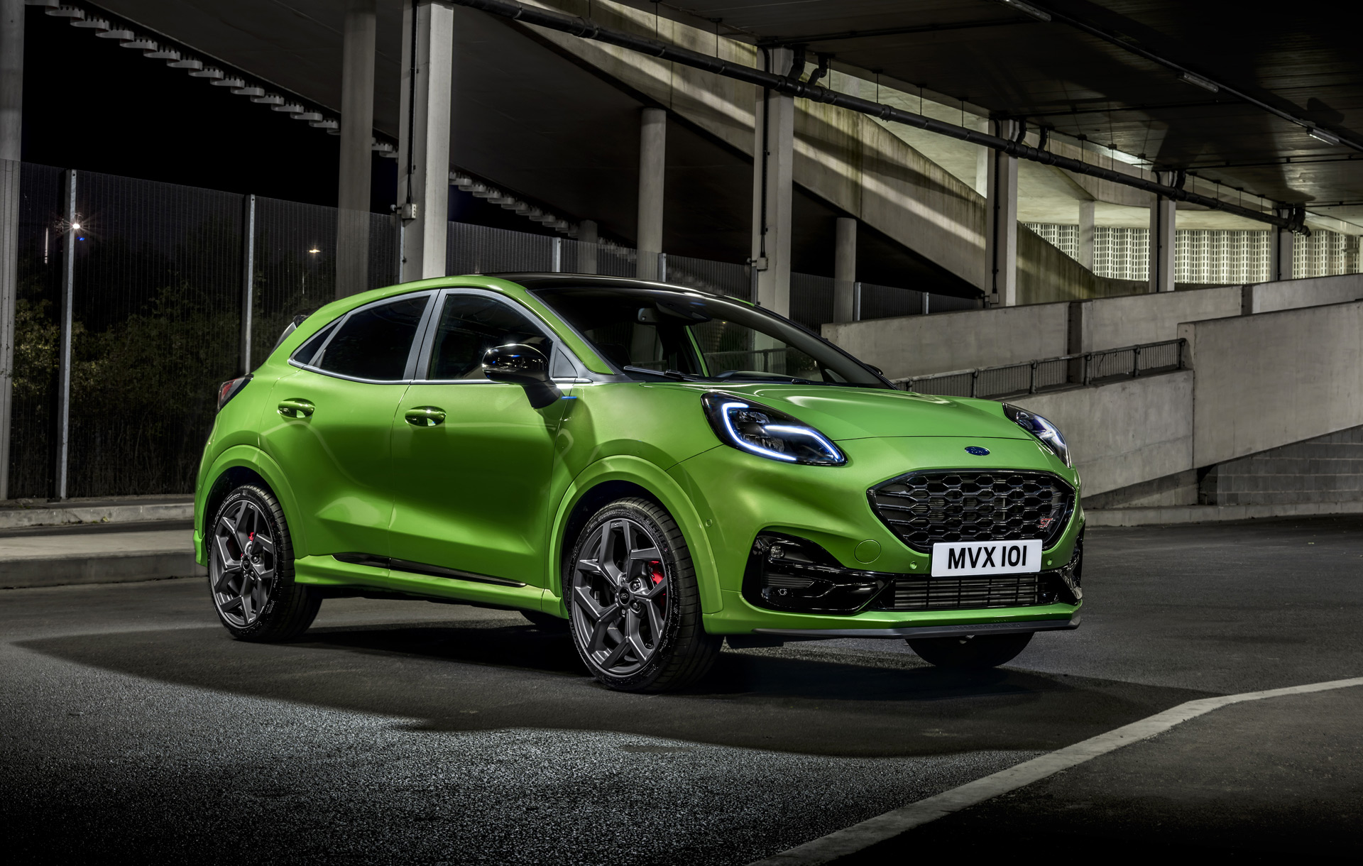 Preview: 2020 Ford Puma ST is a sporty crossover the US misses out on