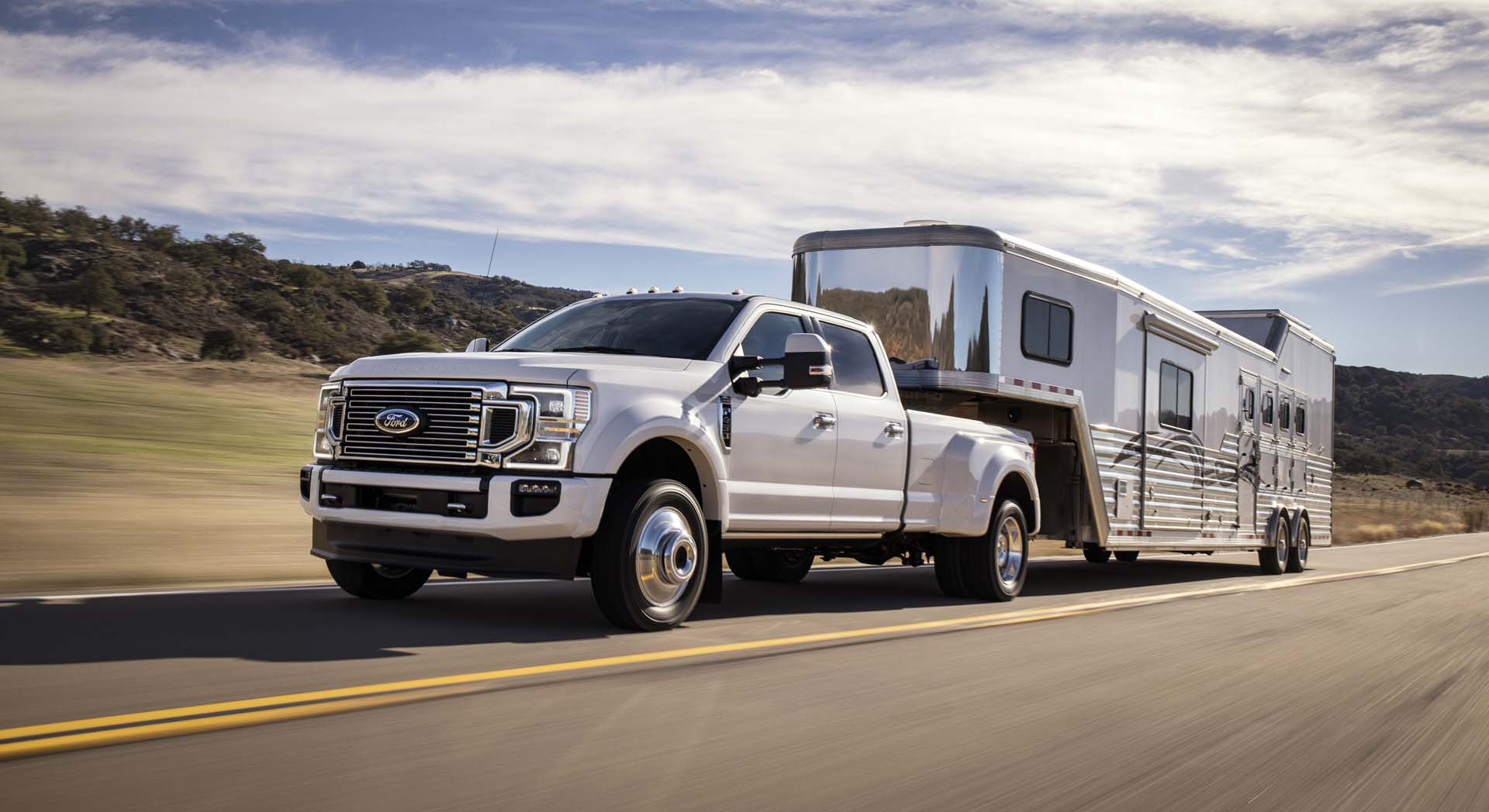 2020 Ford F-250 Super Duty revealed: More power, more gears, more tech