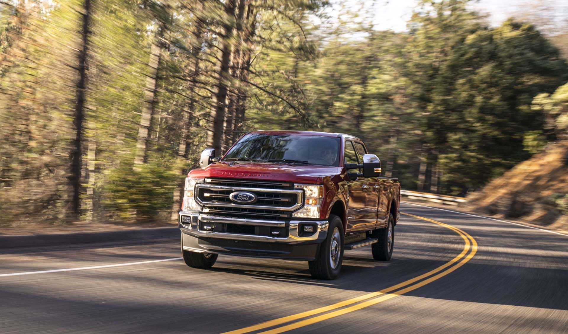 2020 Ford F-250 Super Duty revealed: More power, more ...