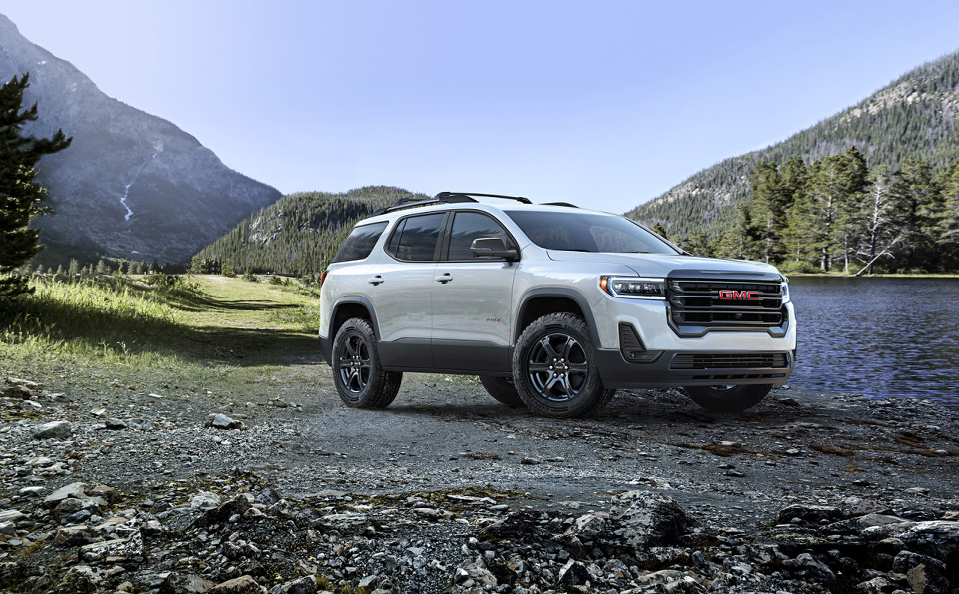2020 GMC Acadia: Mid-update, News, Release >> Major Refresh For 2020 Gmc Acadia Makes Crossover More Butch