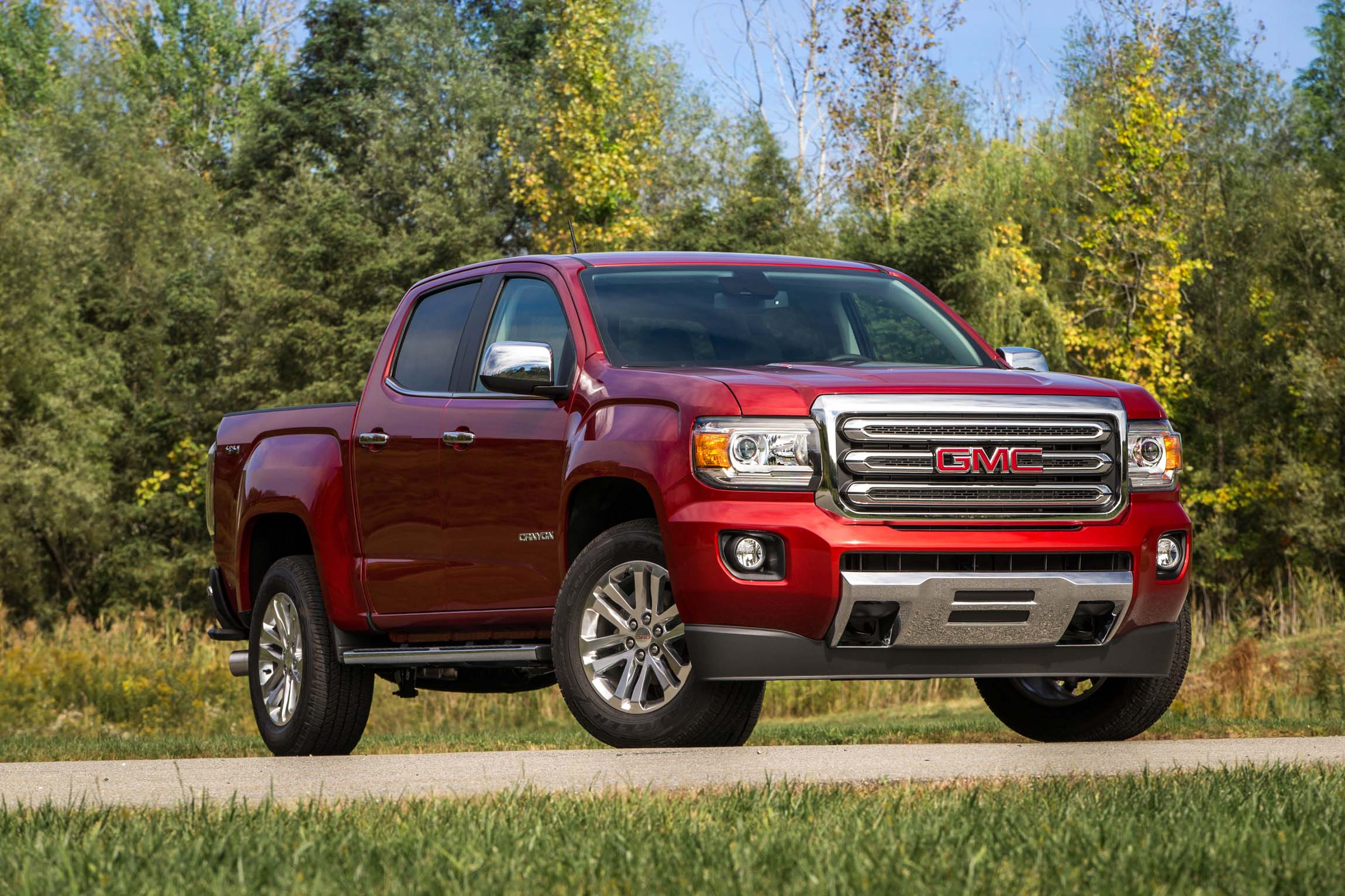 2020 Gmc Canyon Review.2020 Gmc Canyon Review Ratings Specs Prices And Photos