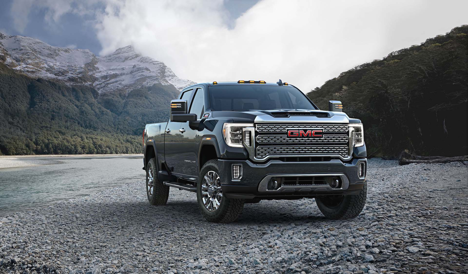 2020 Gmc Sierra Hd Hauls In Lower Starting Price Than Previous Model