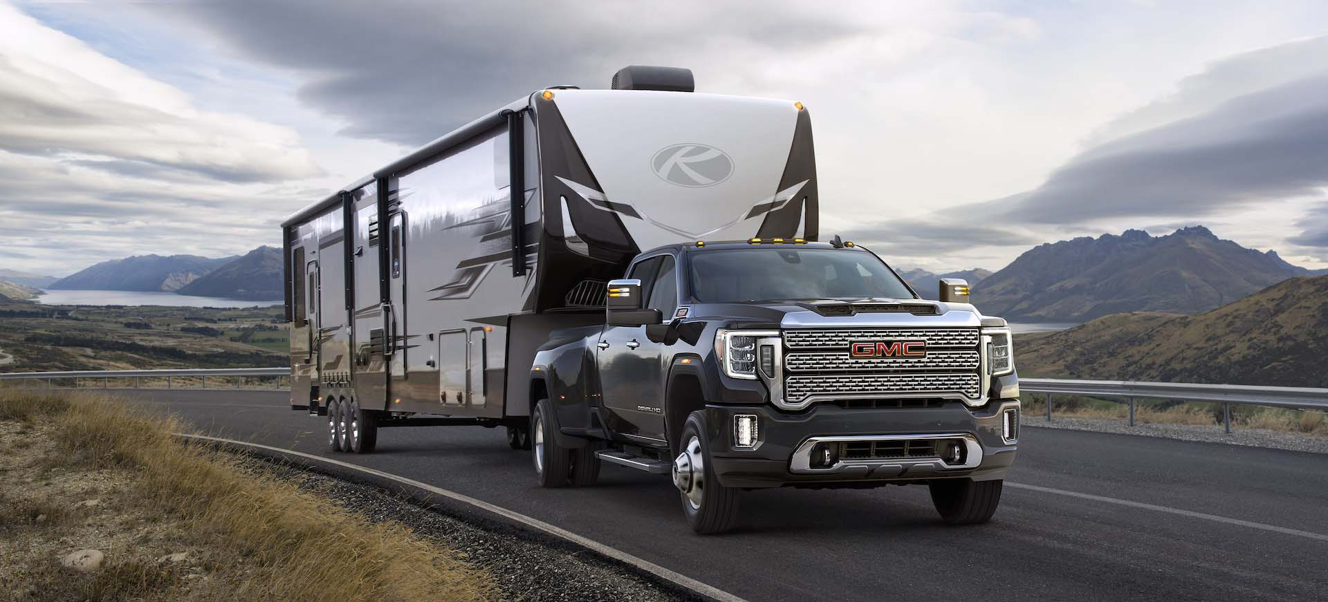 2020 GMC Sierra 2500 Heavy Duty revealed: Tech-focused ...