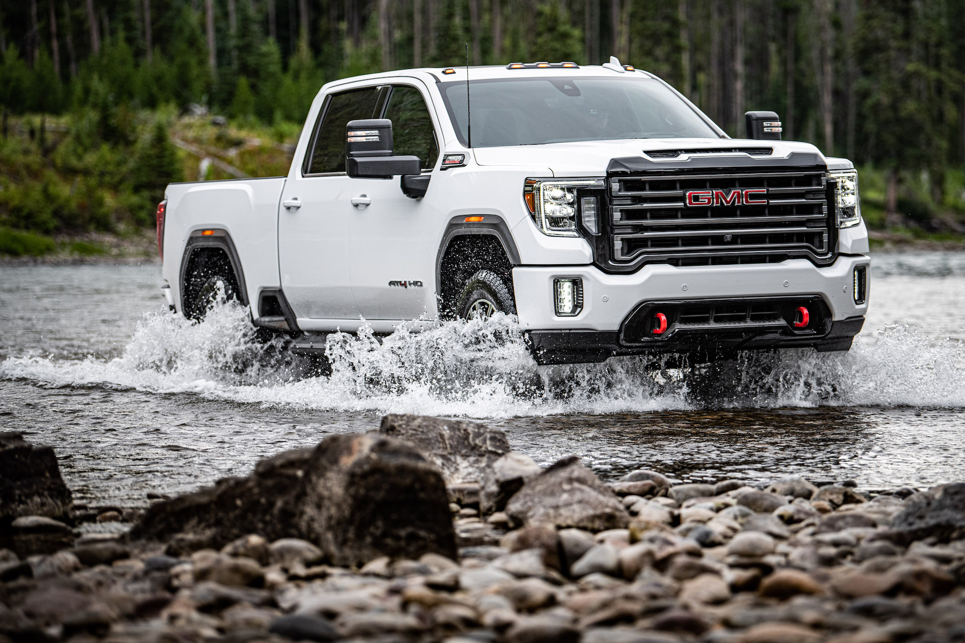 2020 Gmc Sierra 2500hd Review Ratings Specs Prices And Photos The Car Connection
