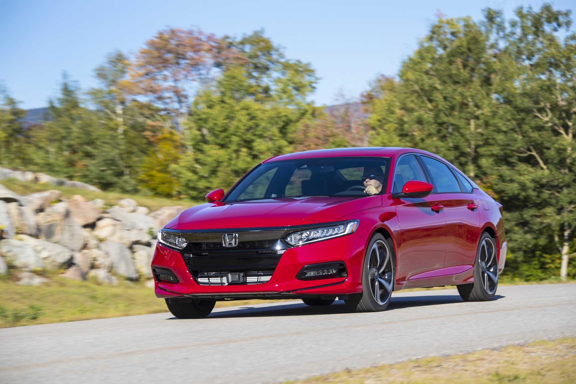 2020 Honda Accord Review Ratings Specs Prices And Photos The Car Connection