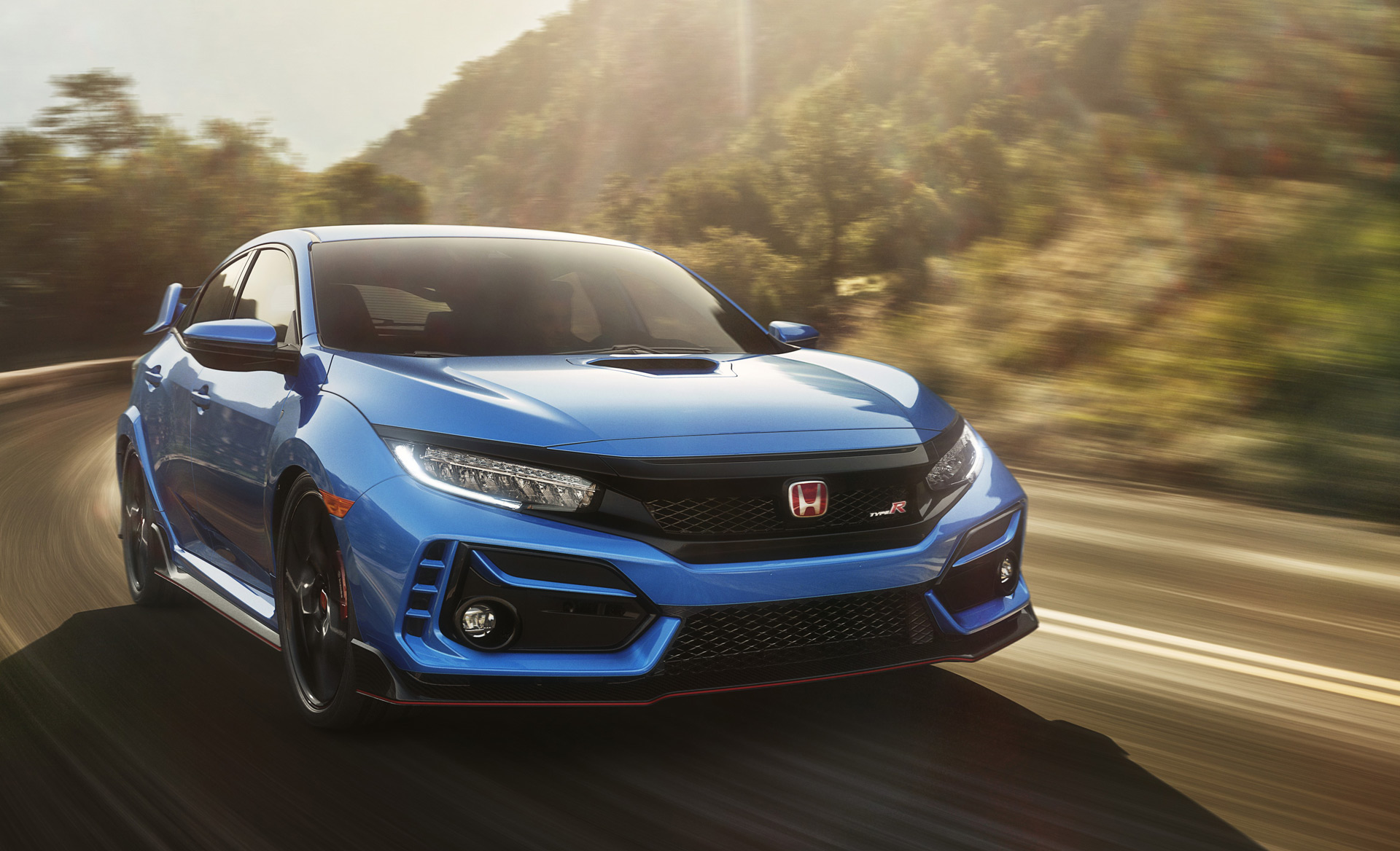 First Drive Review The 2020 Honda Civic Type R Irons Out Its Ride Not Its Clothes