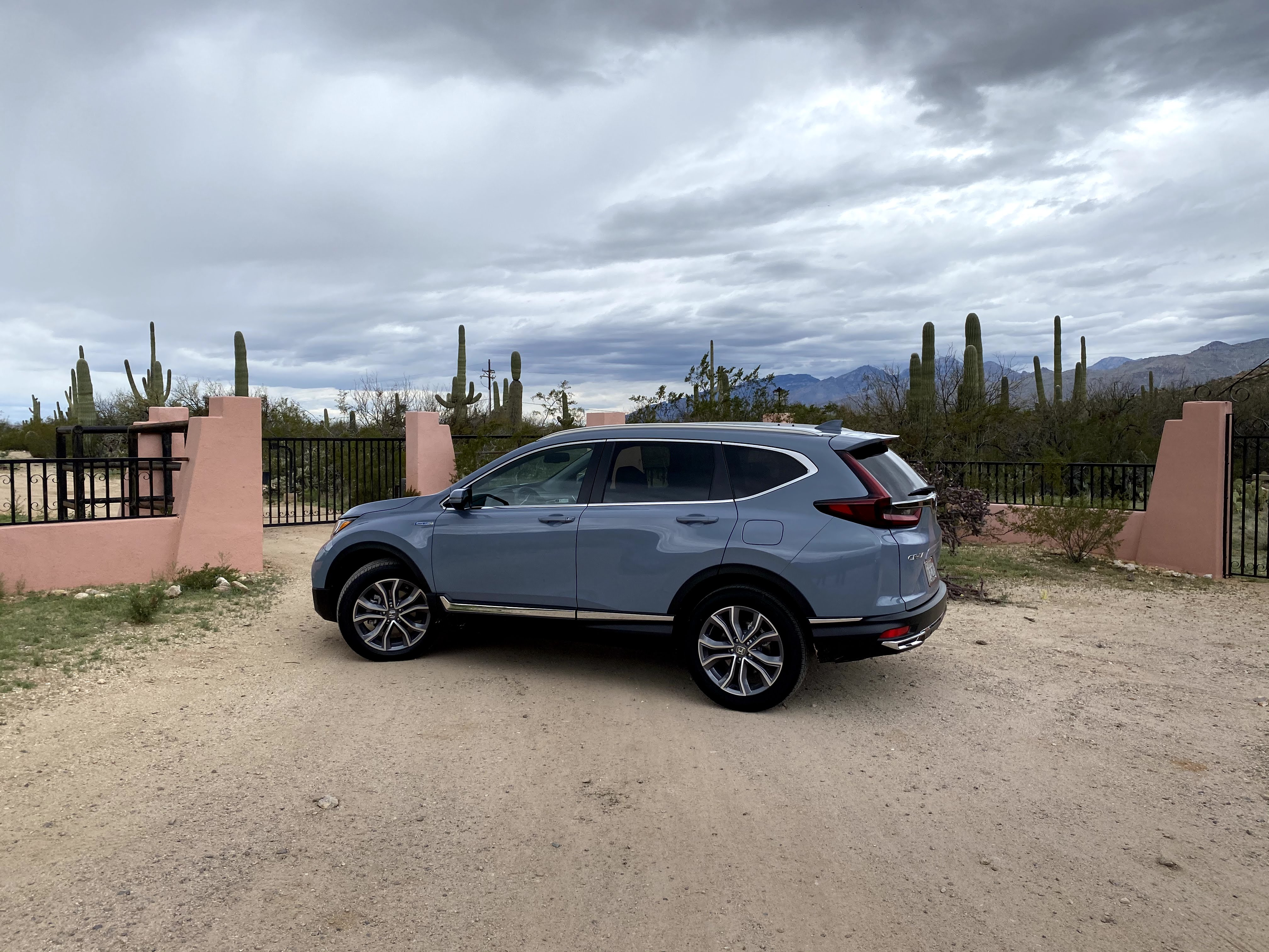 First drive review: 2020 Honda CR-V Hybrid teases an EV experience with no charge port
