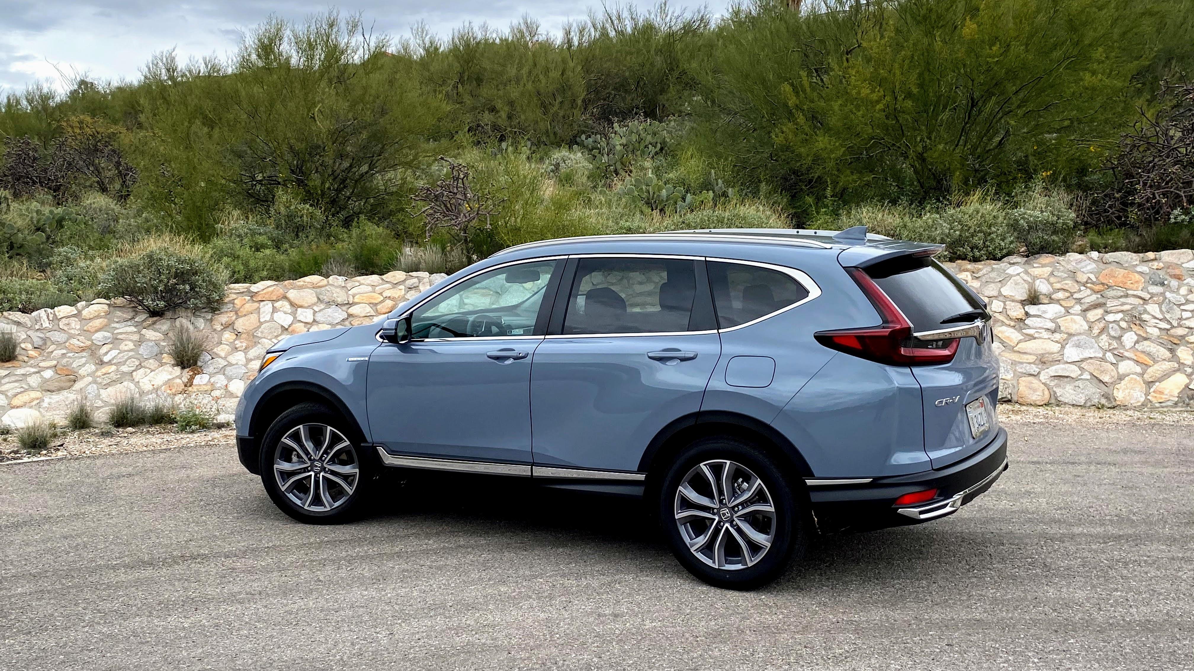 2020 Honda CRV Specs and Review