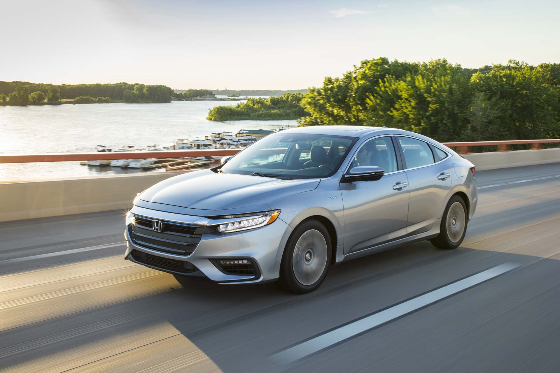2020 Honda Civic Review.2020 Honda Insight Review Ratings Specs Prices And