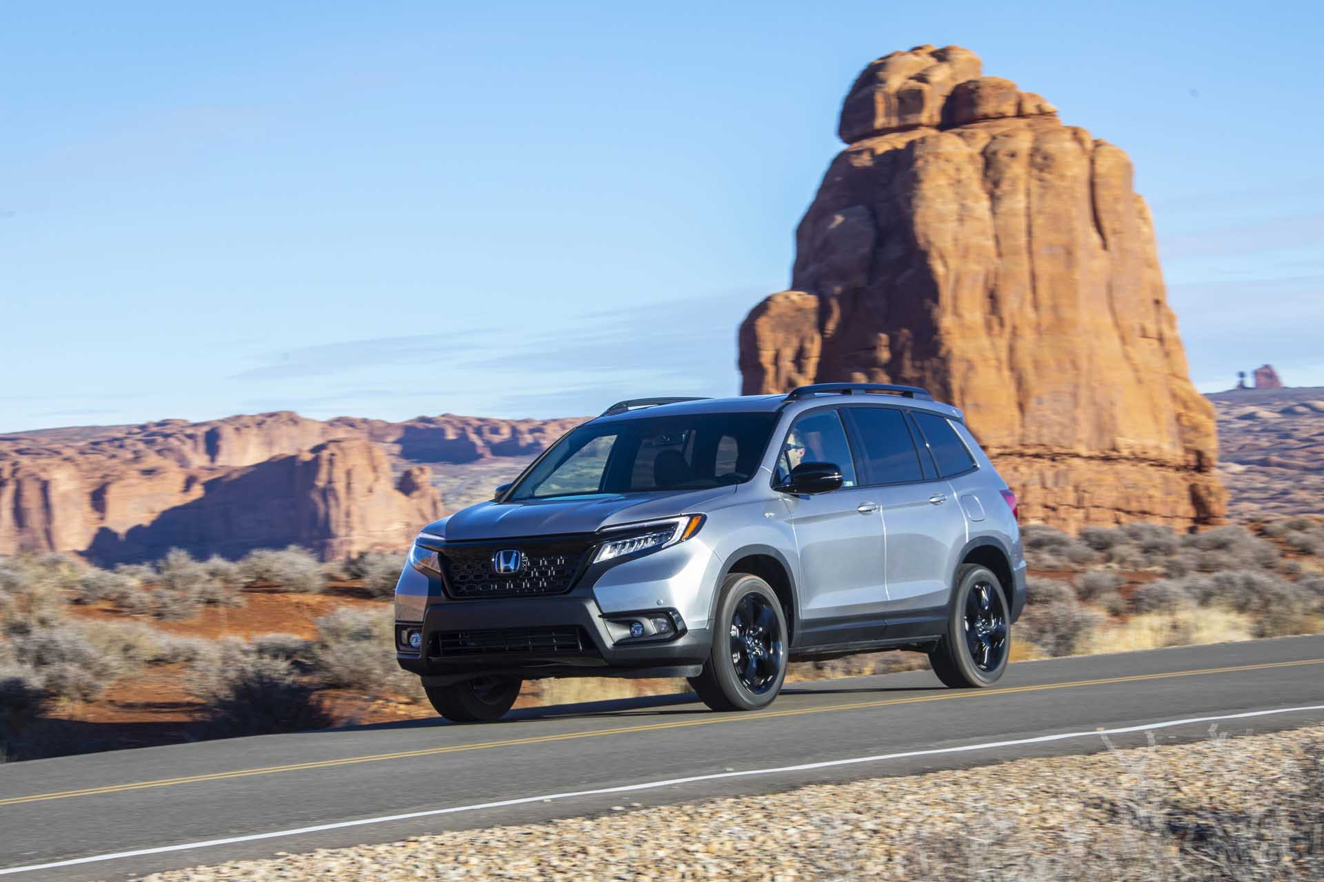 2020 Honda Passport Review Ratings Specs Prices And Photos